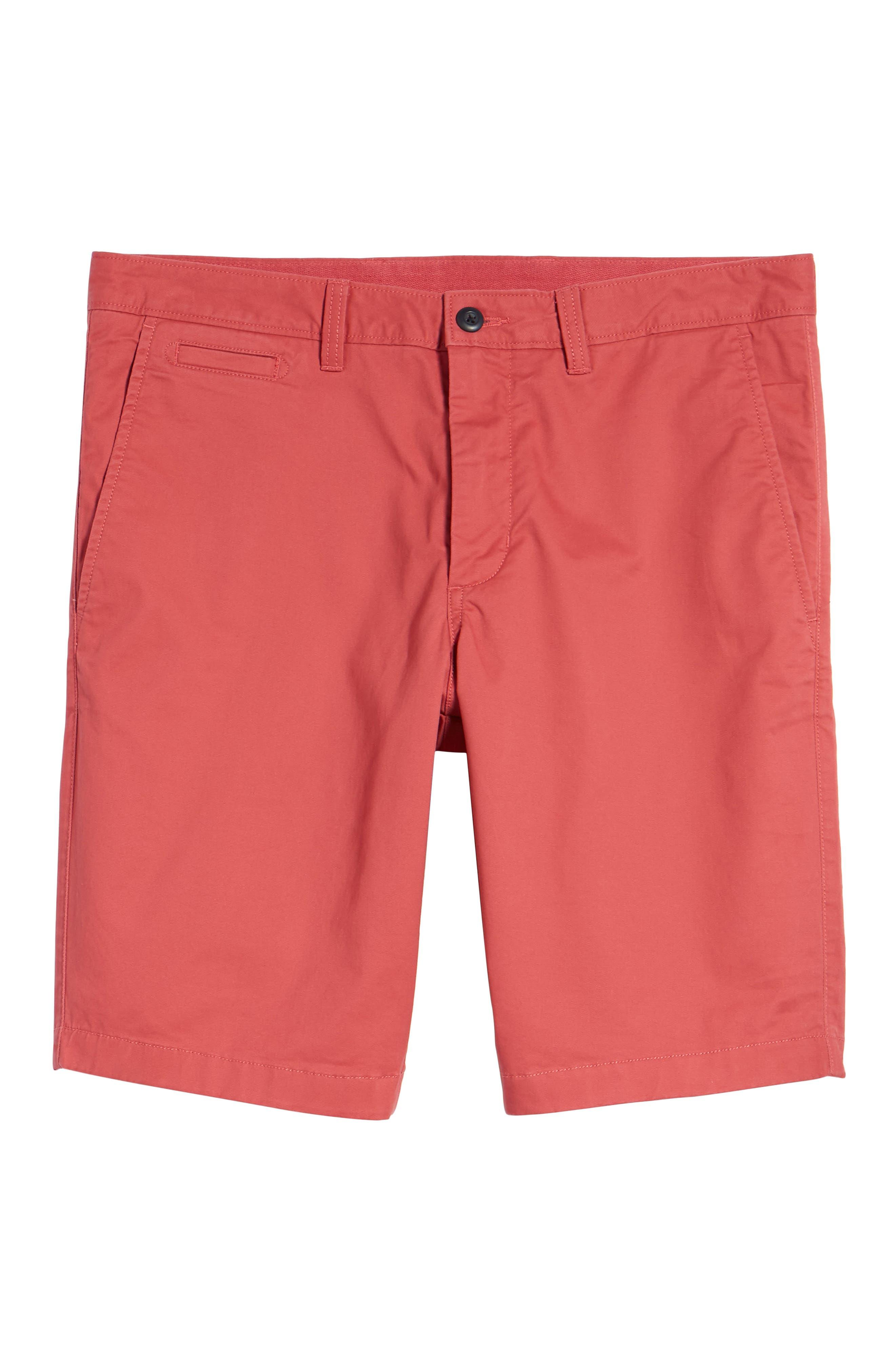 Ballard Slim Fit Stretch Chino 11-Inch Shorts,                             Alternate thumbnail 86, color,