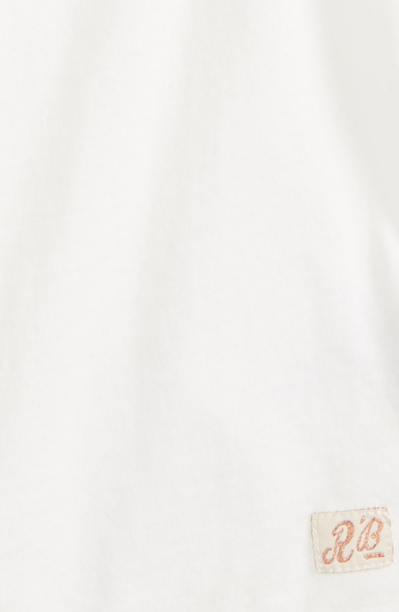 Scotch R'Belle Ruffle Cotton Top,                             Alternate thumbnail 2, color,