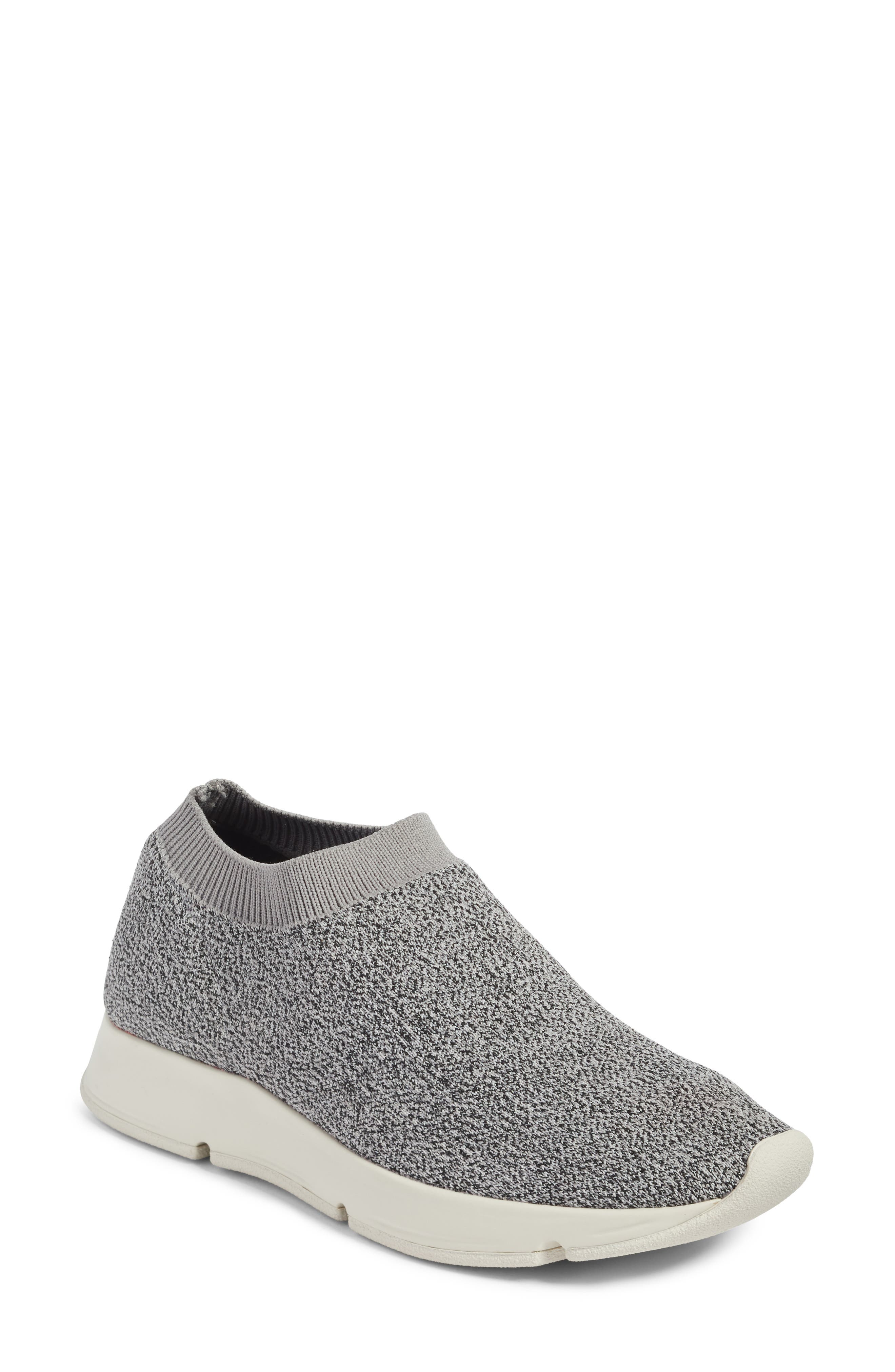 Theroux Slip-On Knit Sneaker,                             Main thumbnail 2, color,