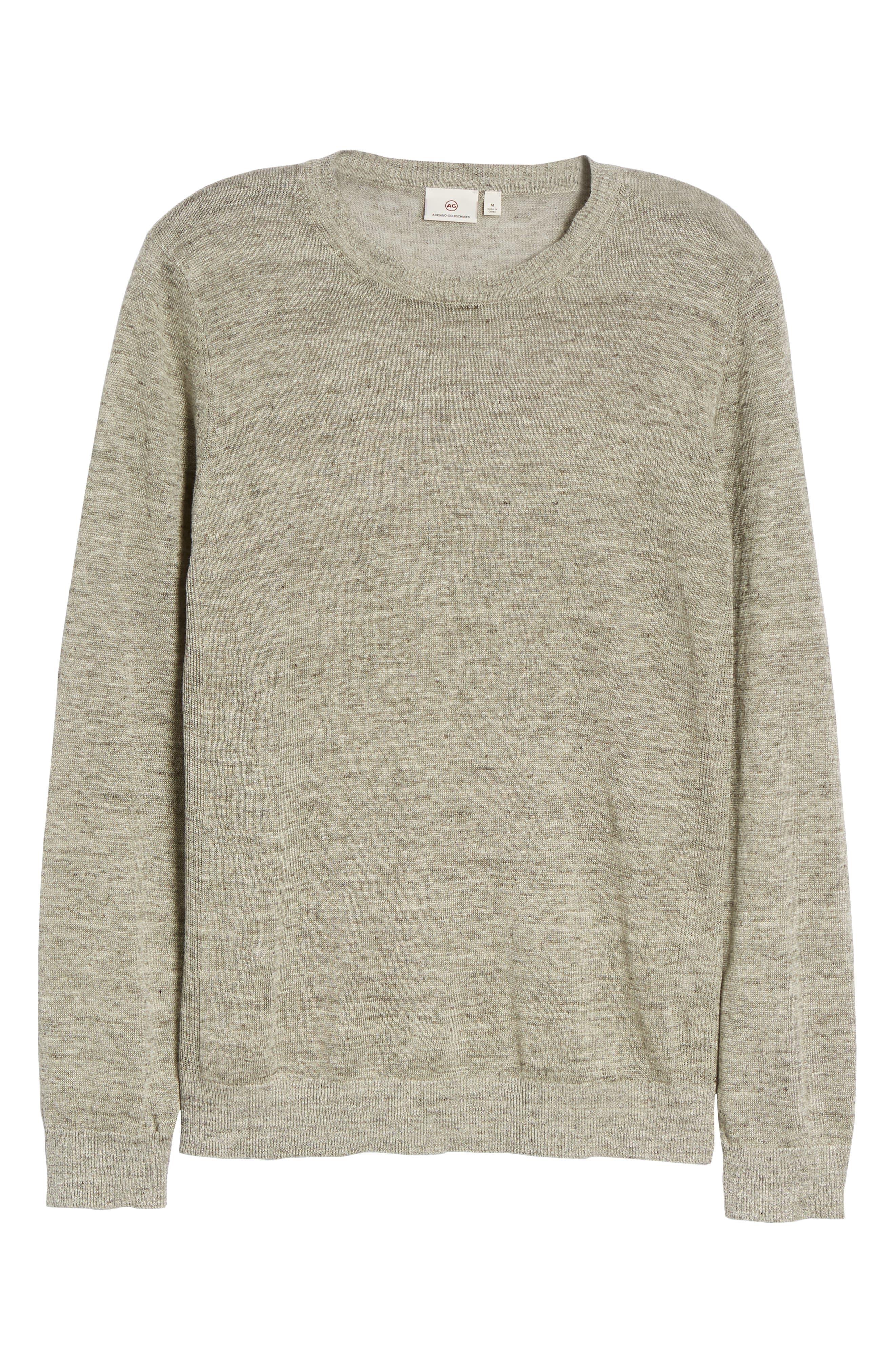 Heyward Long Sleeve T-Shirt,                             Alternate thumbnail 6, color,                             022