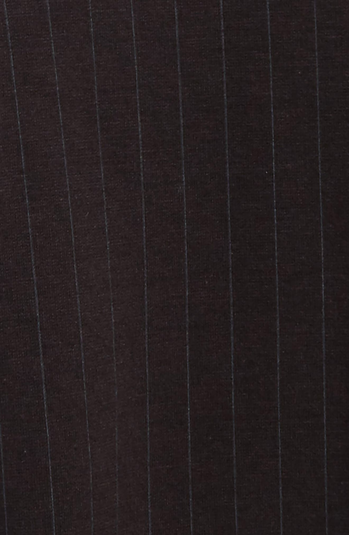 Pinstripe Jogger Pants,                             Alternate thumbnail 2, color,                             001