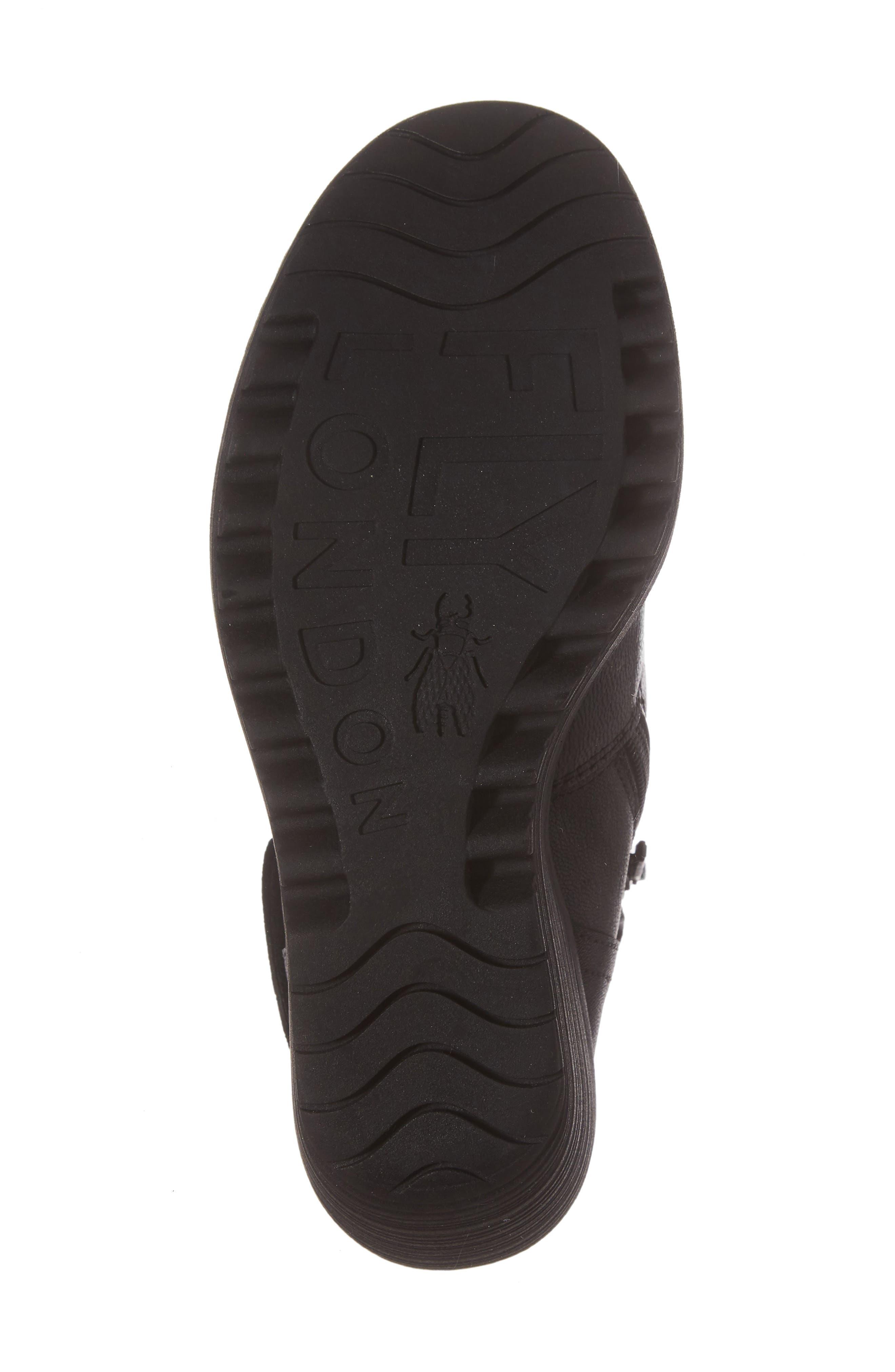 Yock Waterproof Gore-Tex<sup>®</sup> Wedge Boot,                             Alternate thumbnail 6, color,                             001