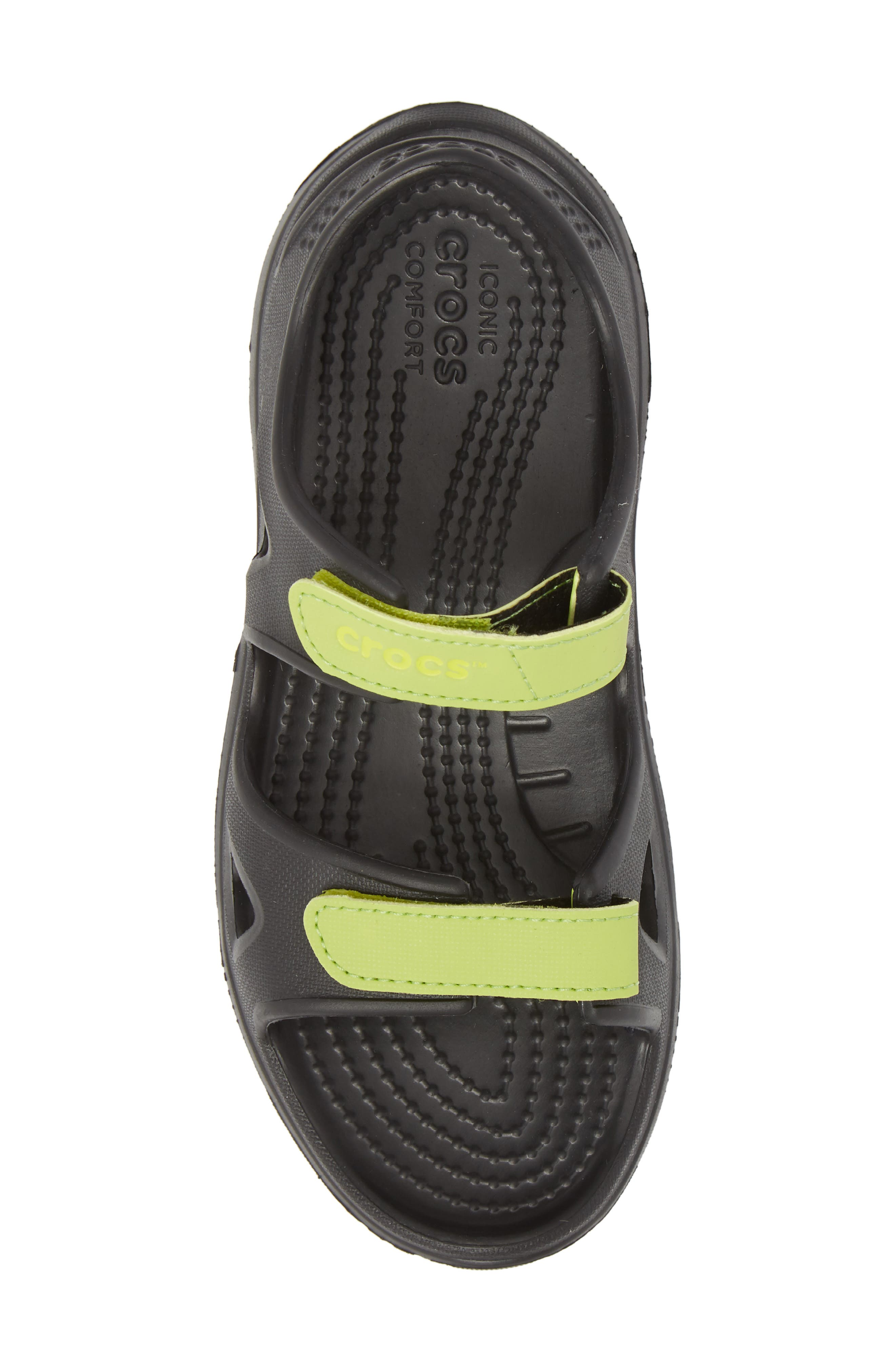 Swiftwater River Sandal,                             Alternate thumbnail 5, color,                             012