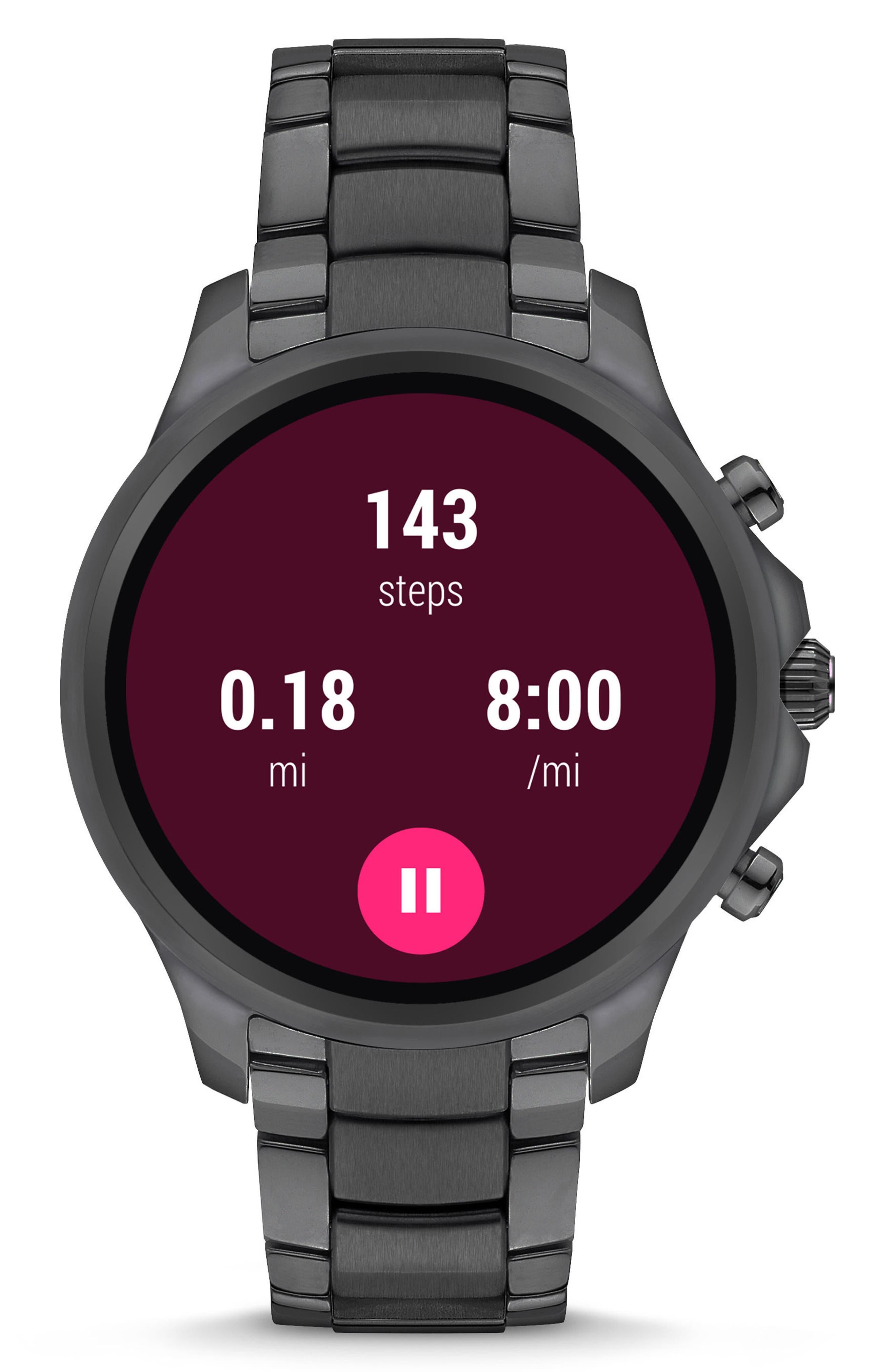 Smartwatch,                             Main thumbnail 1, color,                             020