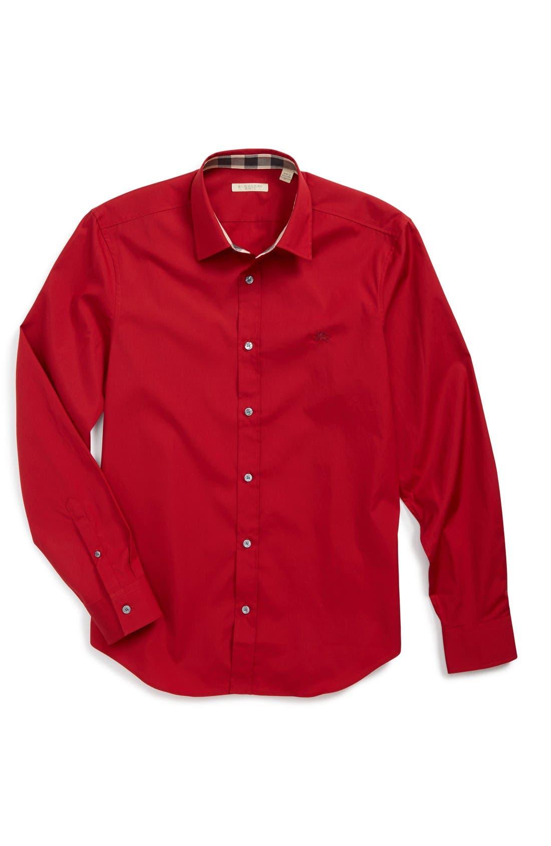 Cambridge Aboyd Sport Shirt,                             Alternate thumbnail 104, color,