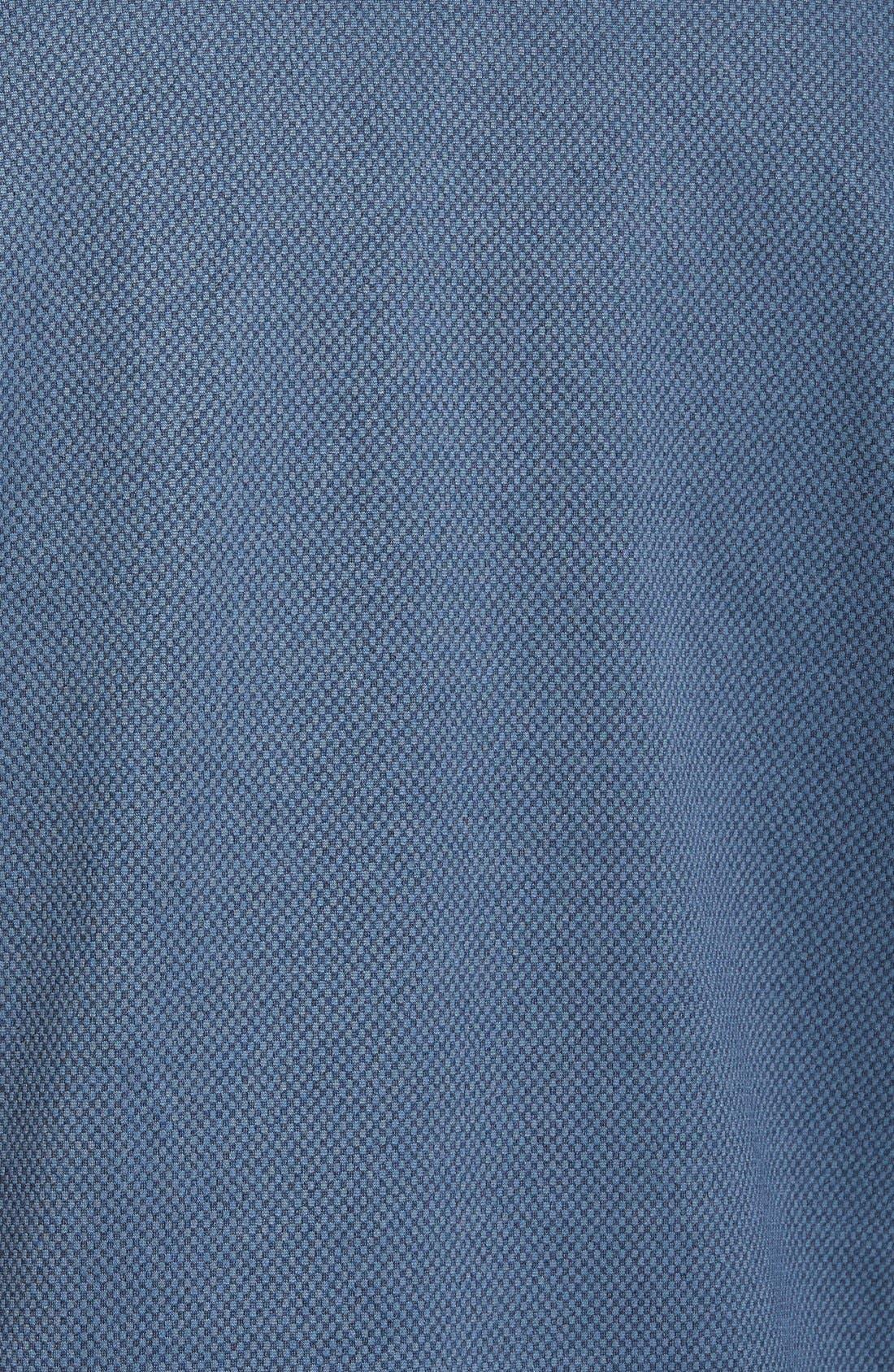 'Weather Tec Orbit' Half Zip Pullover,                             Alternate thumbnail 2, color,                             015