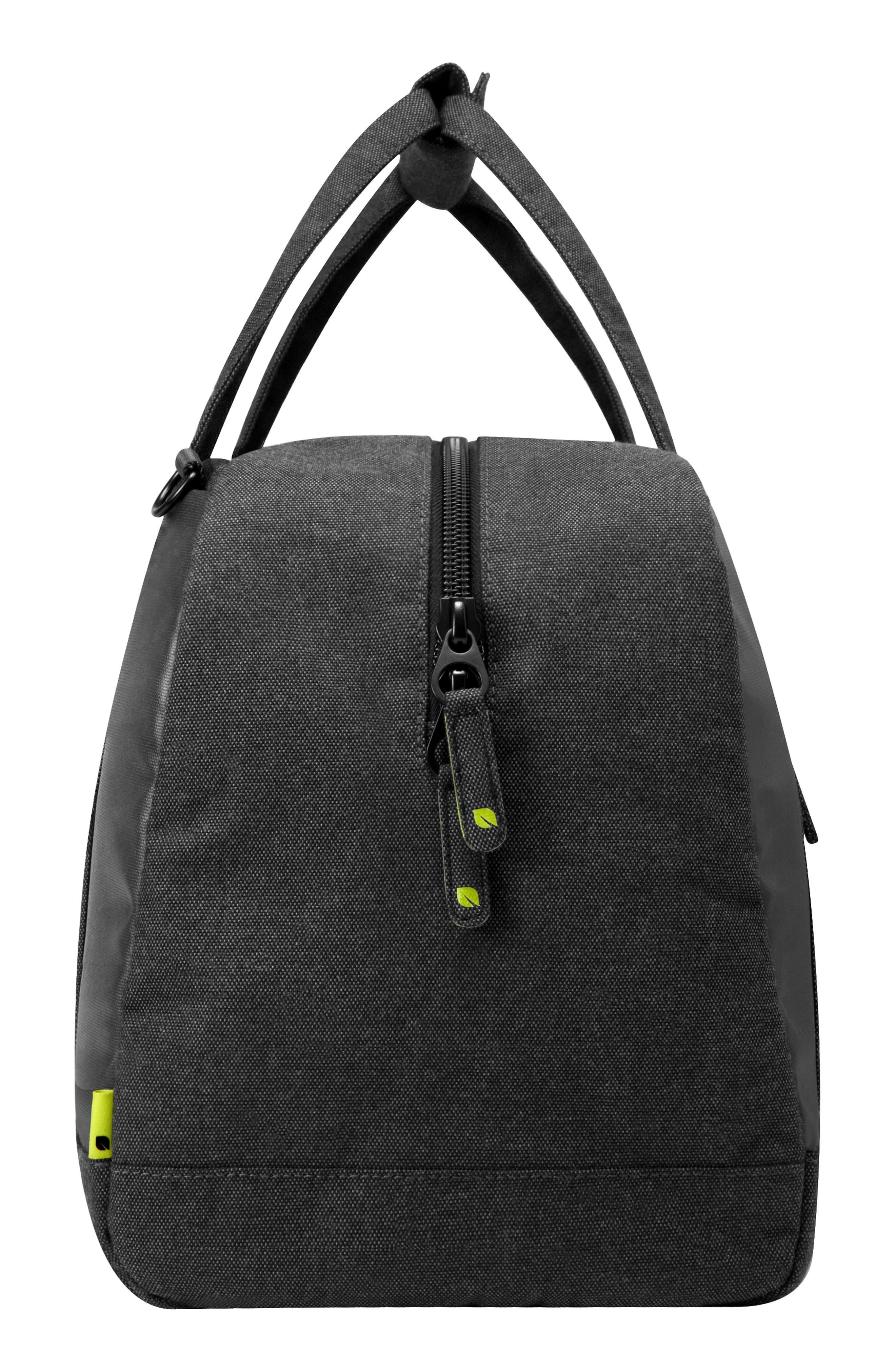 INCASE DESIGNS,                             EO Duffel Bag,                             Alternate thumbnail 5, color,                             BLACK