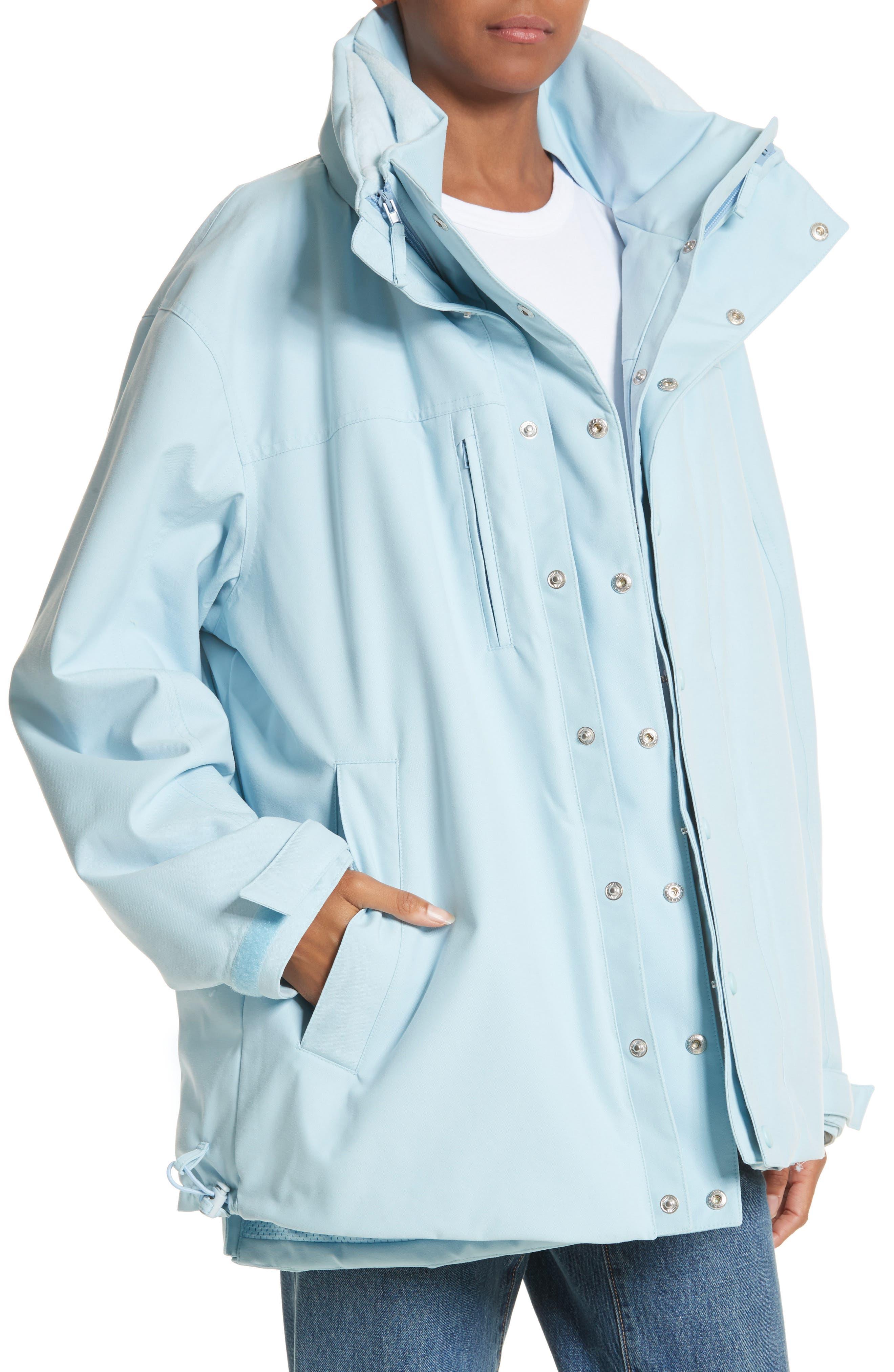 Angela Double Jacket,                             Alternate thumbnail 5, color,