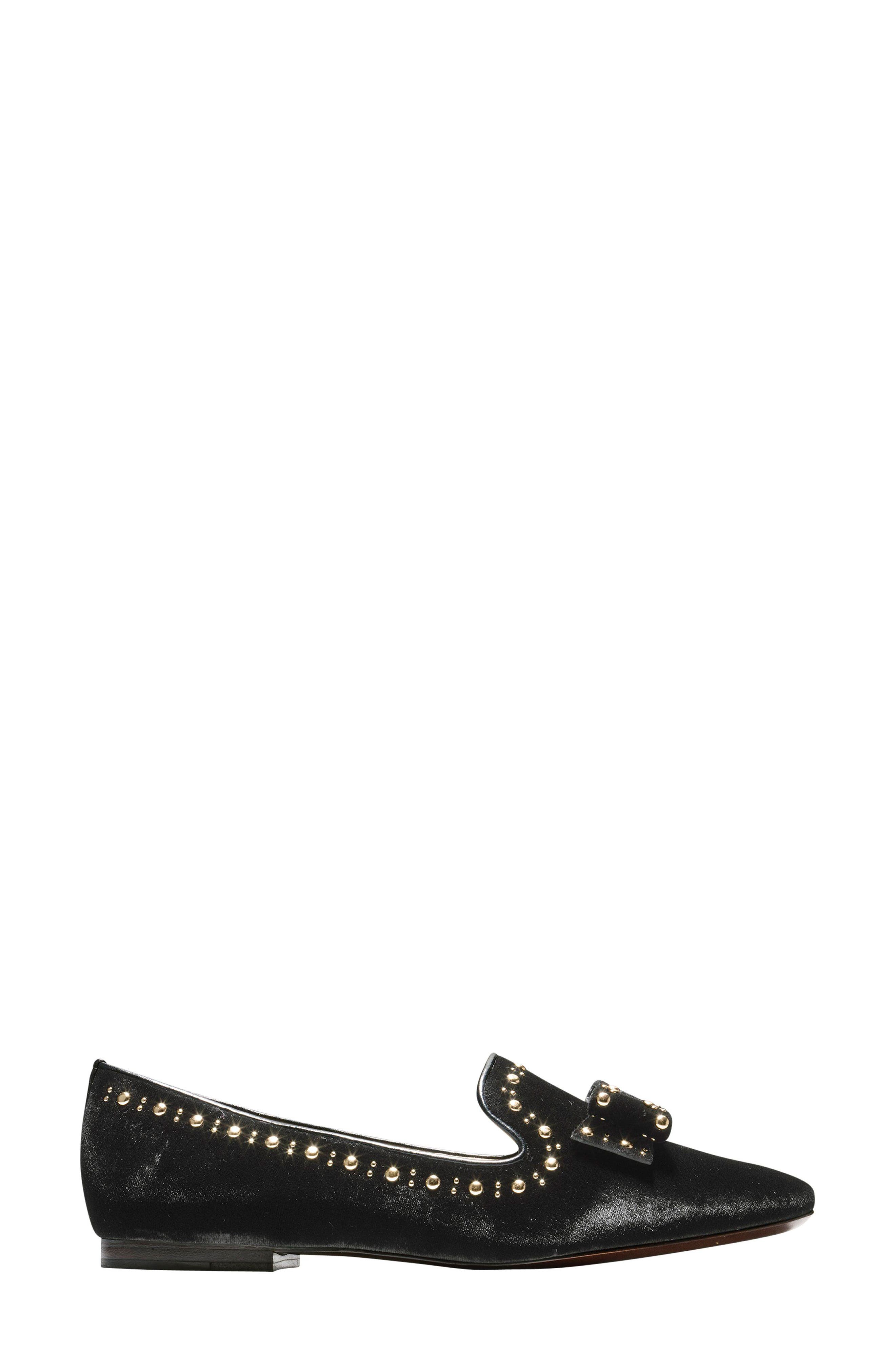 Tali Bow Loafer,                             Alternate thumbnail 7, color,