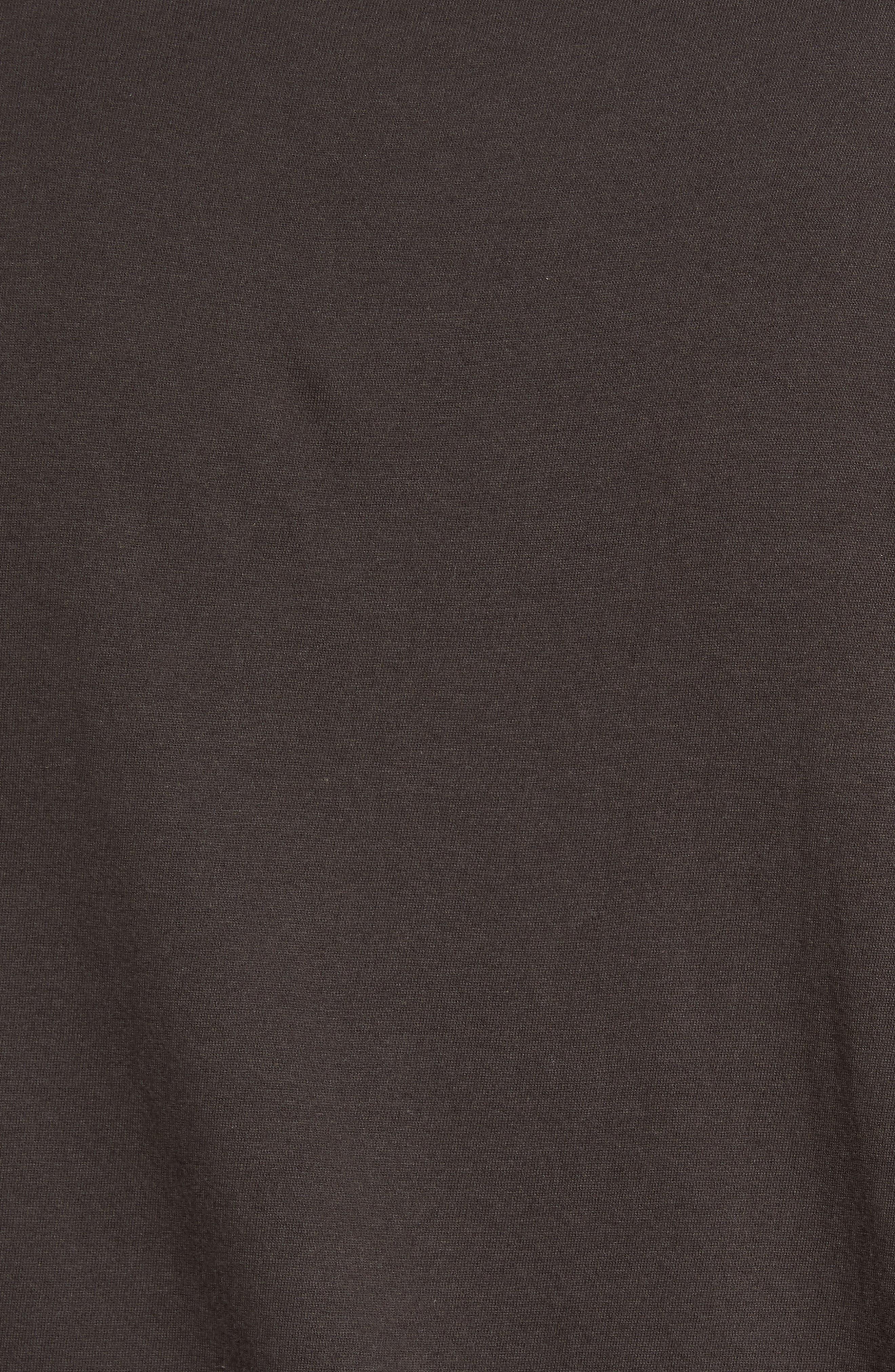 Big Palm Graphic T-Shirt,                             Alternate thumbnail 5, color,                             008