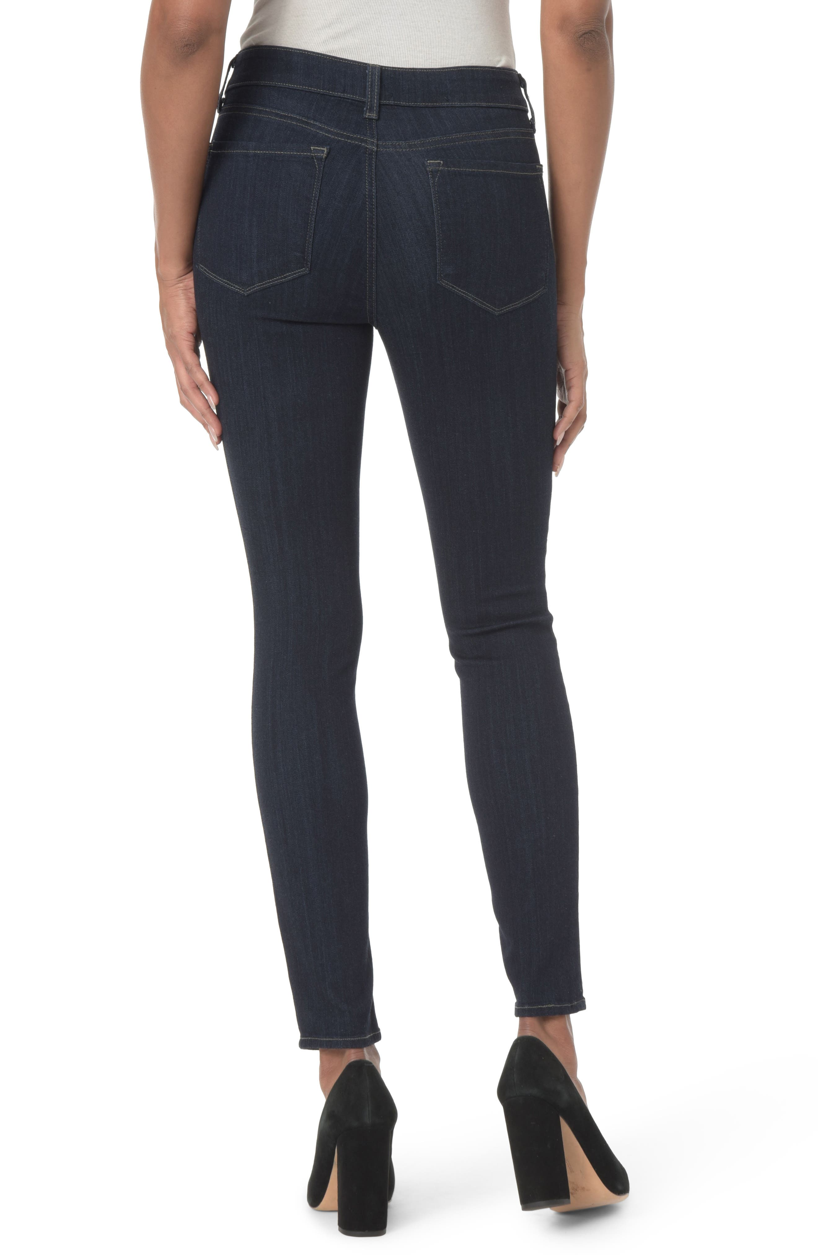 Ami Stretch Super Skinny Jeans,                             Alternate thumbnail 11, color,
