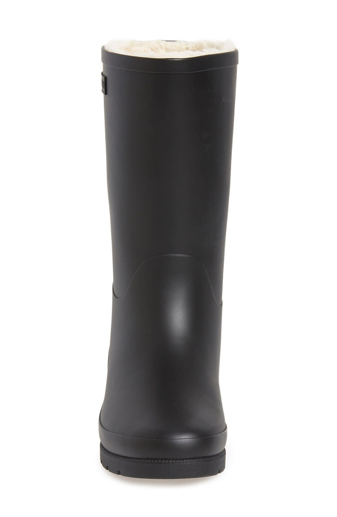 TRETORN,                             'Libby' Rain Boot,                             Alternate thumbnail 3, color,                             001