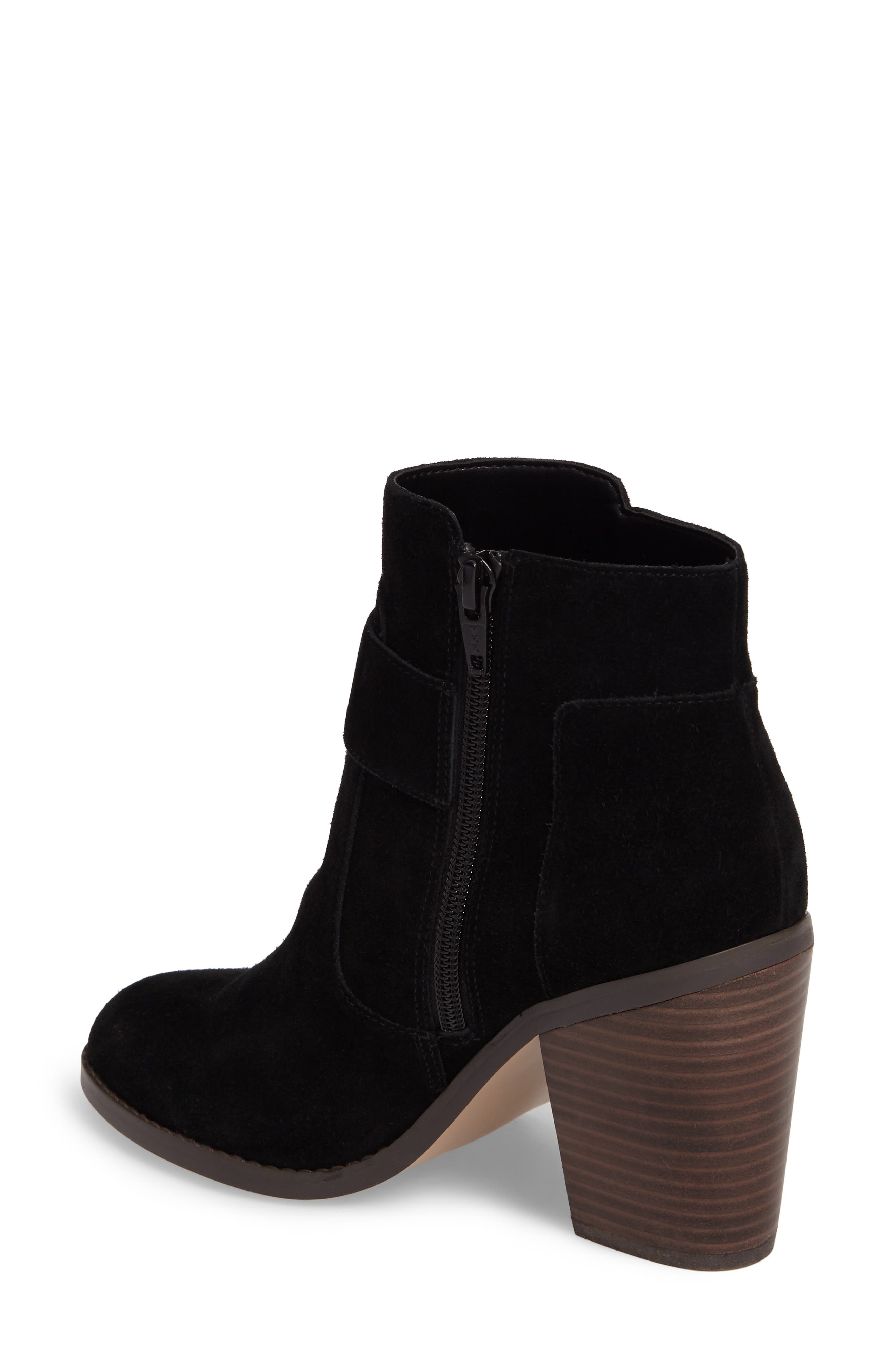 Grove Buckle Bootie,                             Alternate thumbnail 3, color,