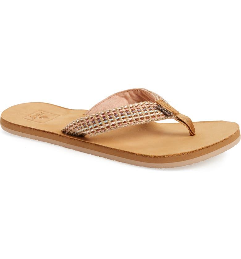 326e1fa463e6 Reef Gypsylove Lux Flip Flop (Women)