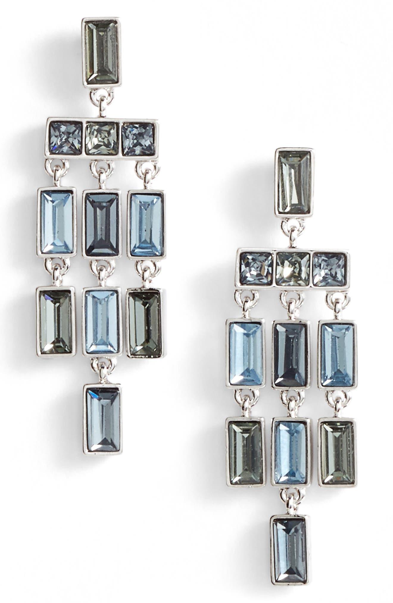 Chandelier Earrings,                             Main thumbnail 1, color,                             040