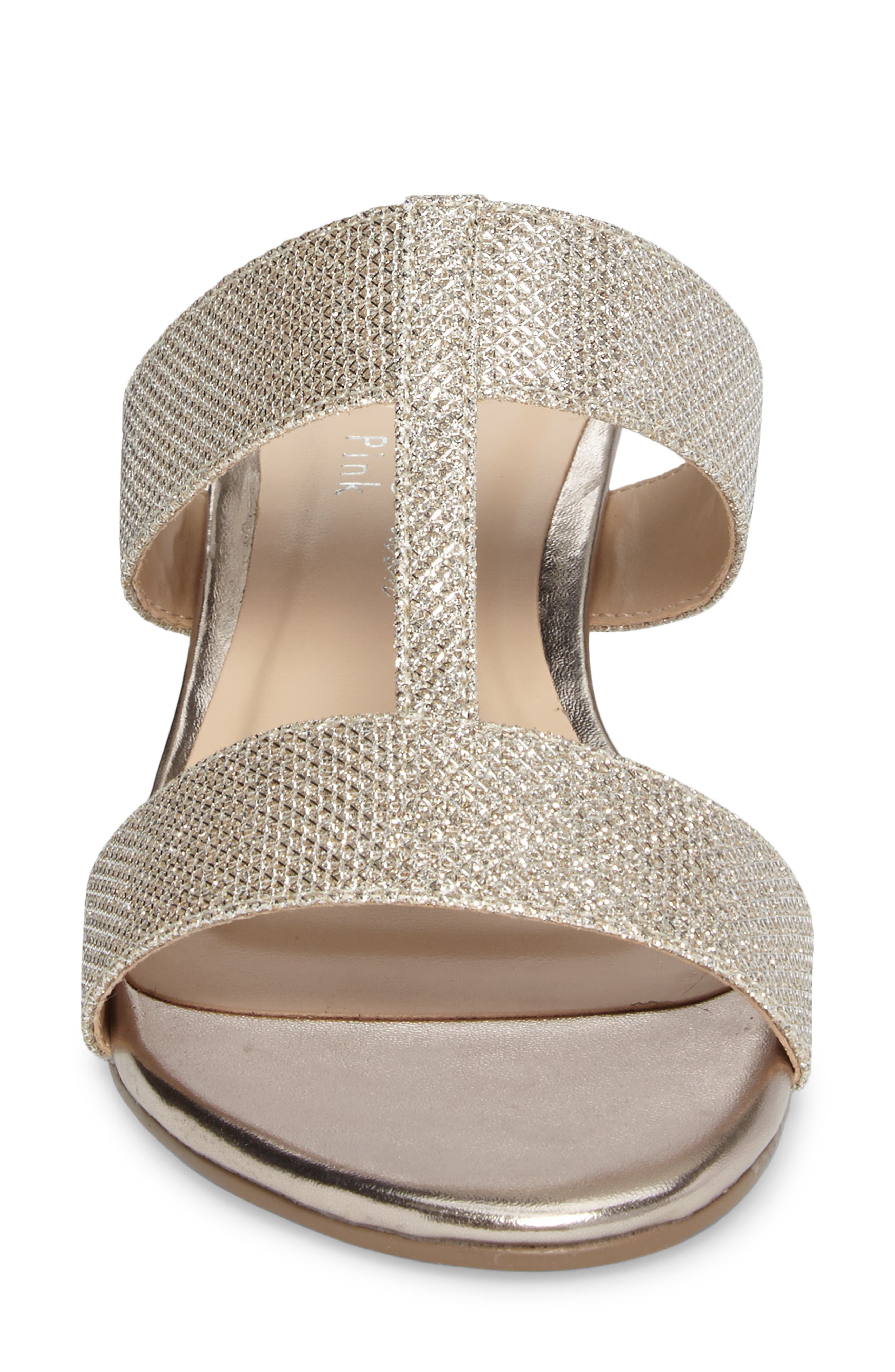 Melina Wedge Slide Sandal,                             Alternate thumbnail 8, color,