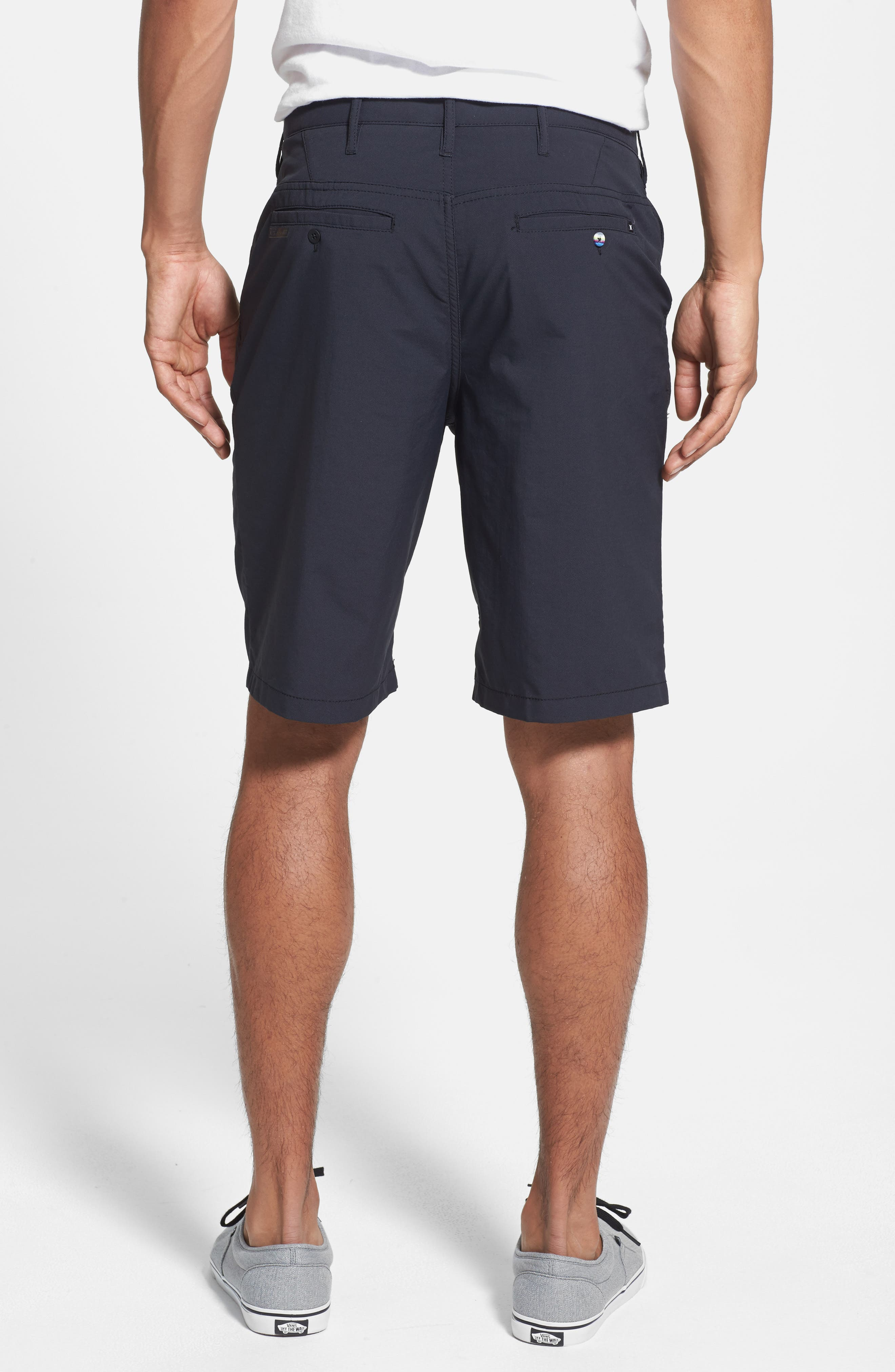 'Dry Out' Dri-FIT<sup>™</sup> Chino Shorts,                             Alternate thumbnail 3, color,                             010