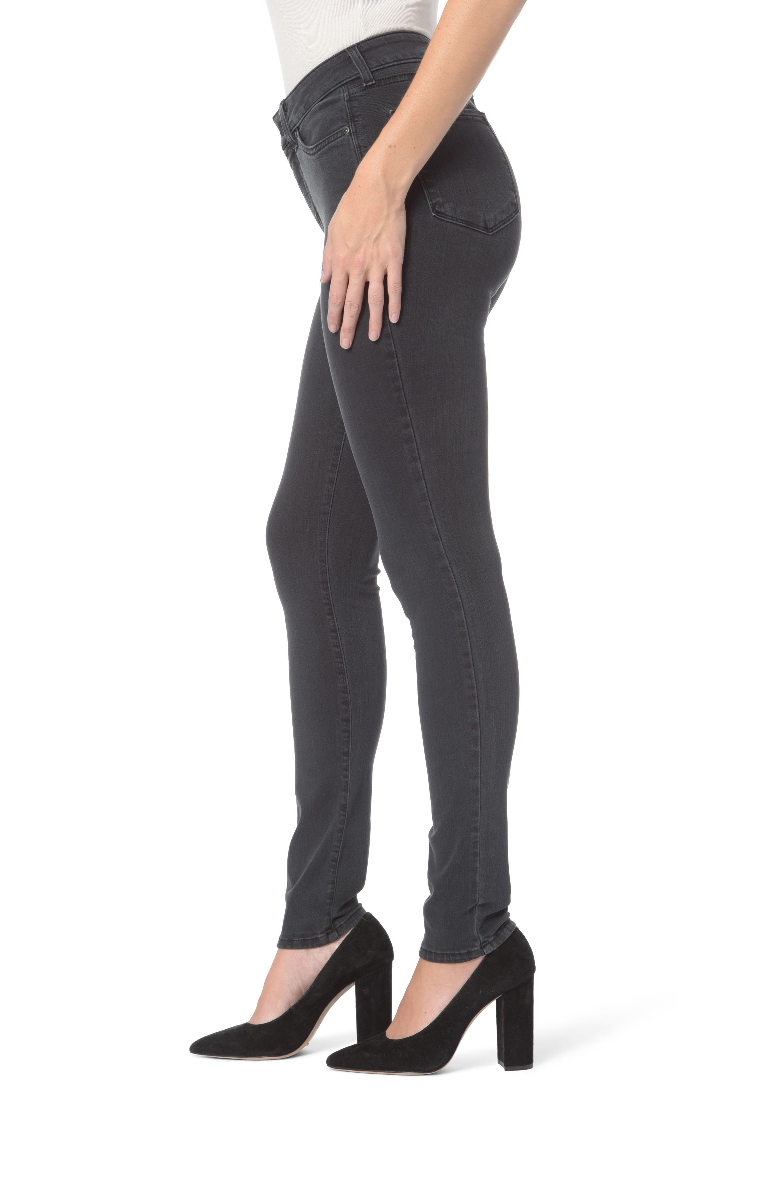 Ami Stretch Super Skinny Jeans,                             Alternate thumbnail 15, color,