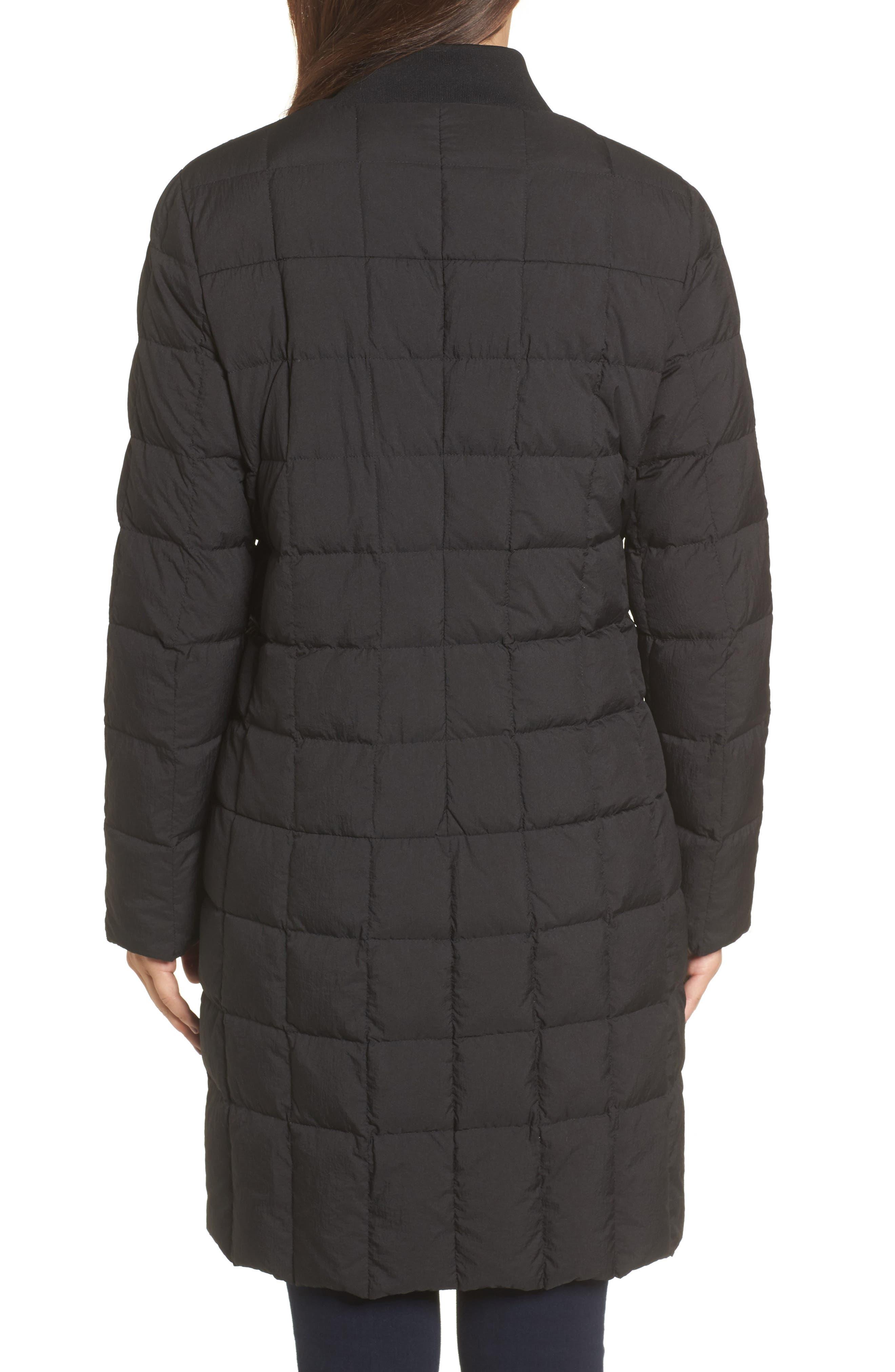 Kensley Lightweight Down Coat,                             Alternate thumbnail 2, color,                             001
