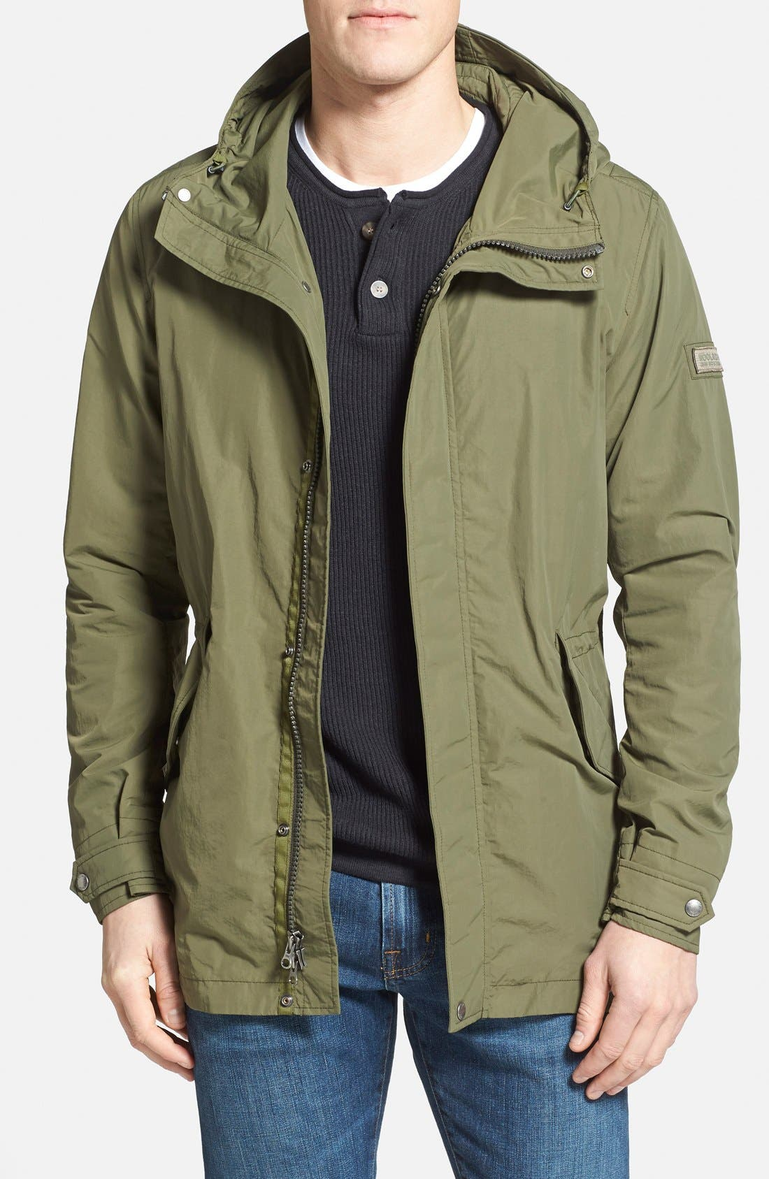 Woolrich Military Anorak, Main, color, 337