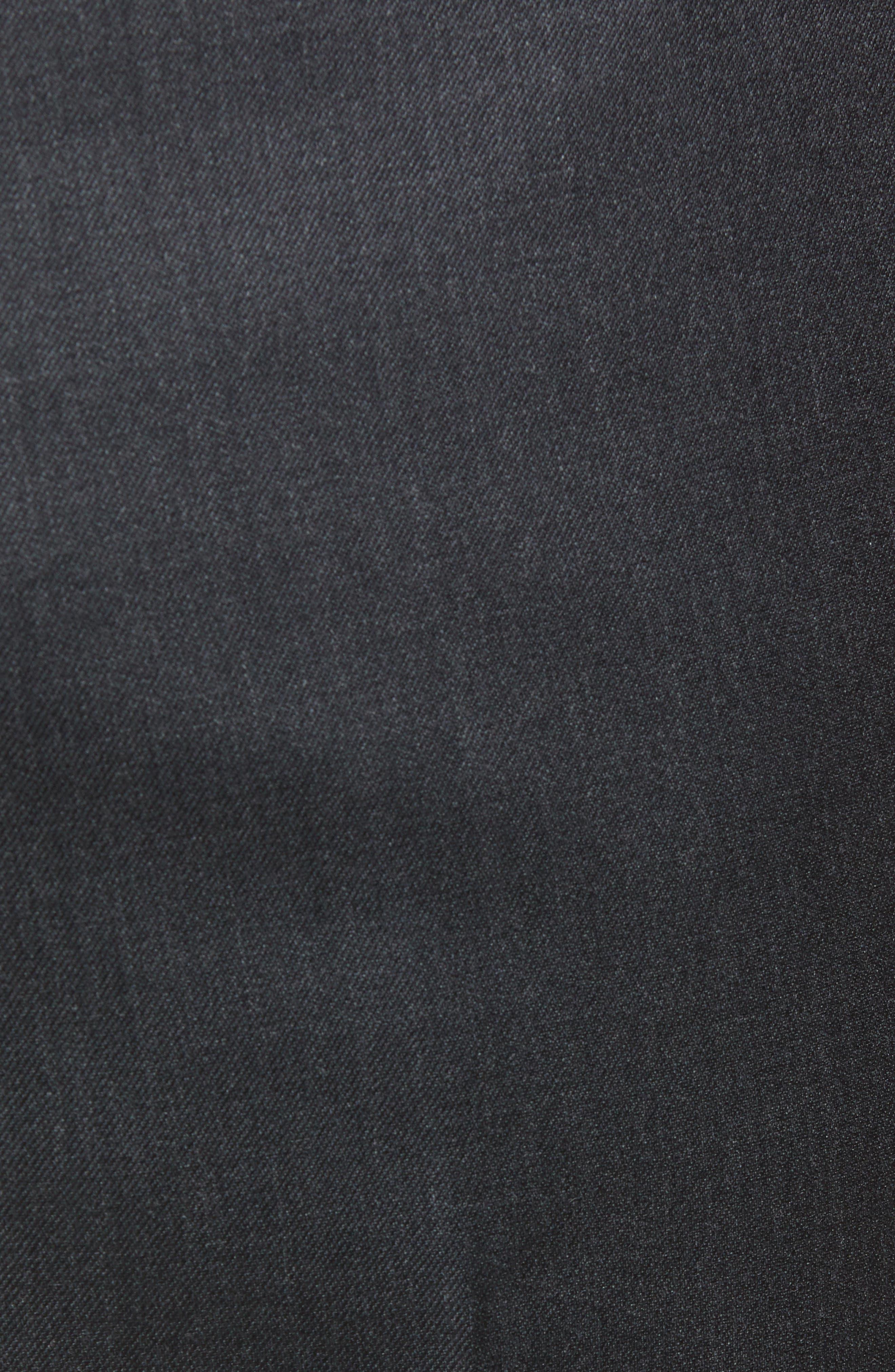 Torino Flat Front Wool Gabardine Trousers,                             Alternate thumbnail 26, color,