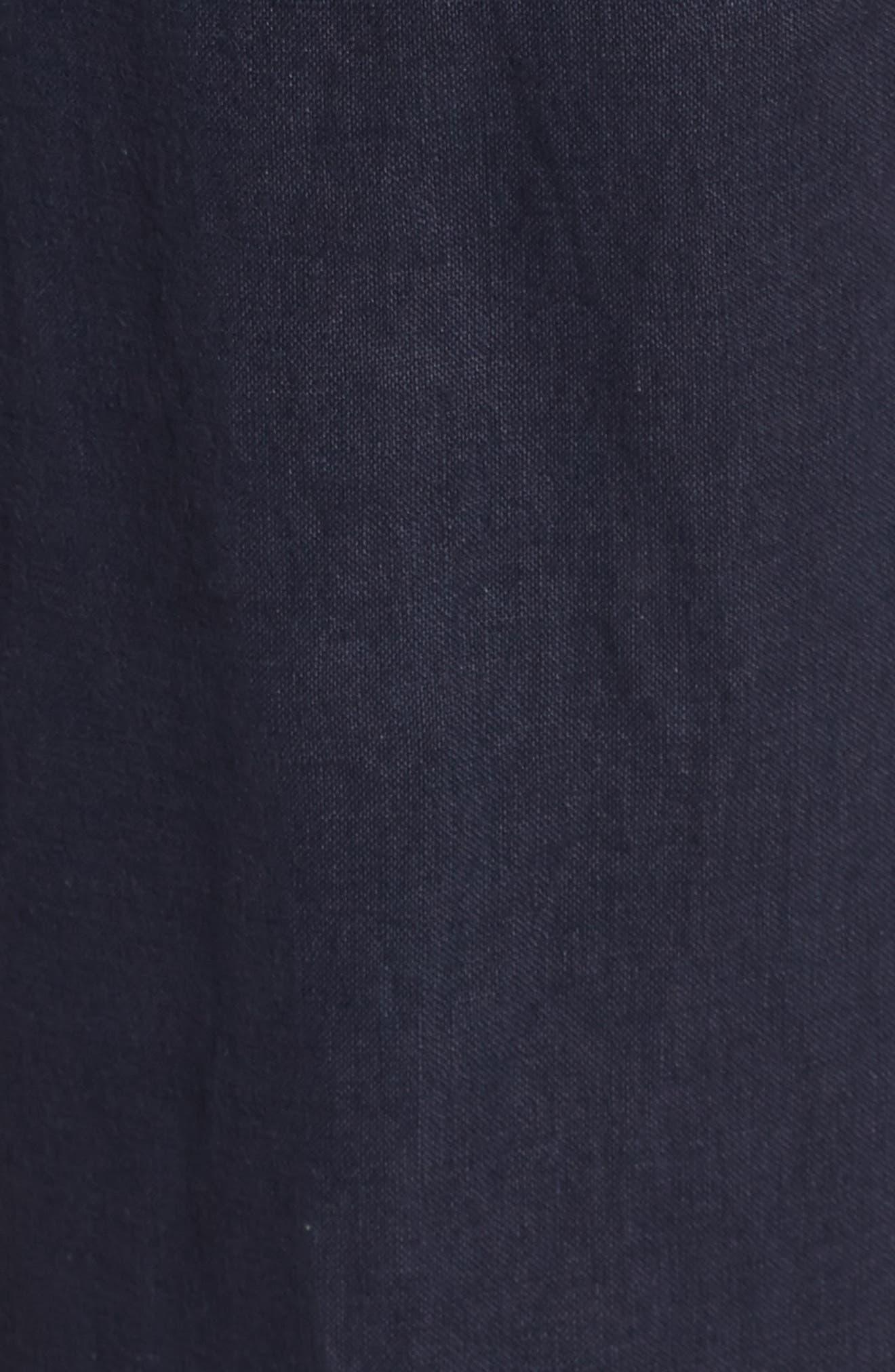 Linen Track Pants,                             Alternate thumbnail 24, color,