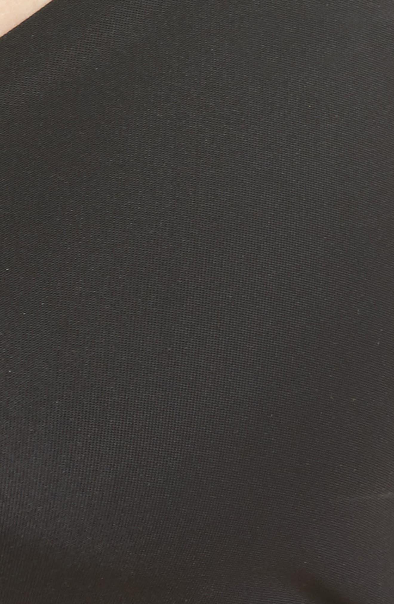 Ms. Jackson Bikini Top,                             Alternate thumbnail 5, color,                             BLACK