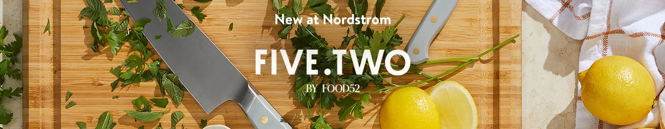 New at Nordstrom: Five Two by Food52.