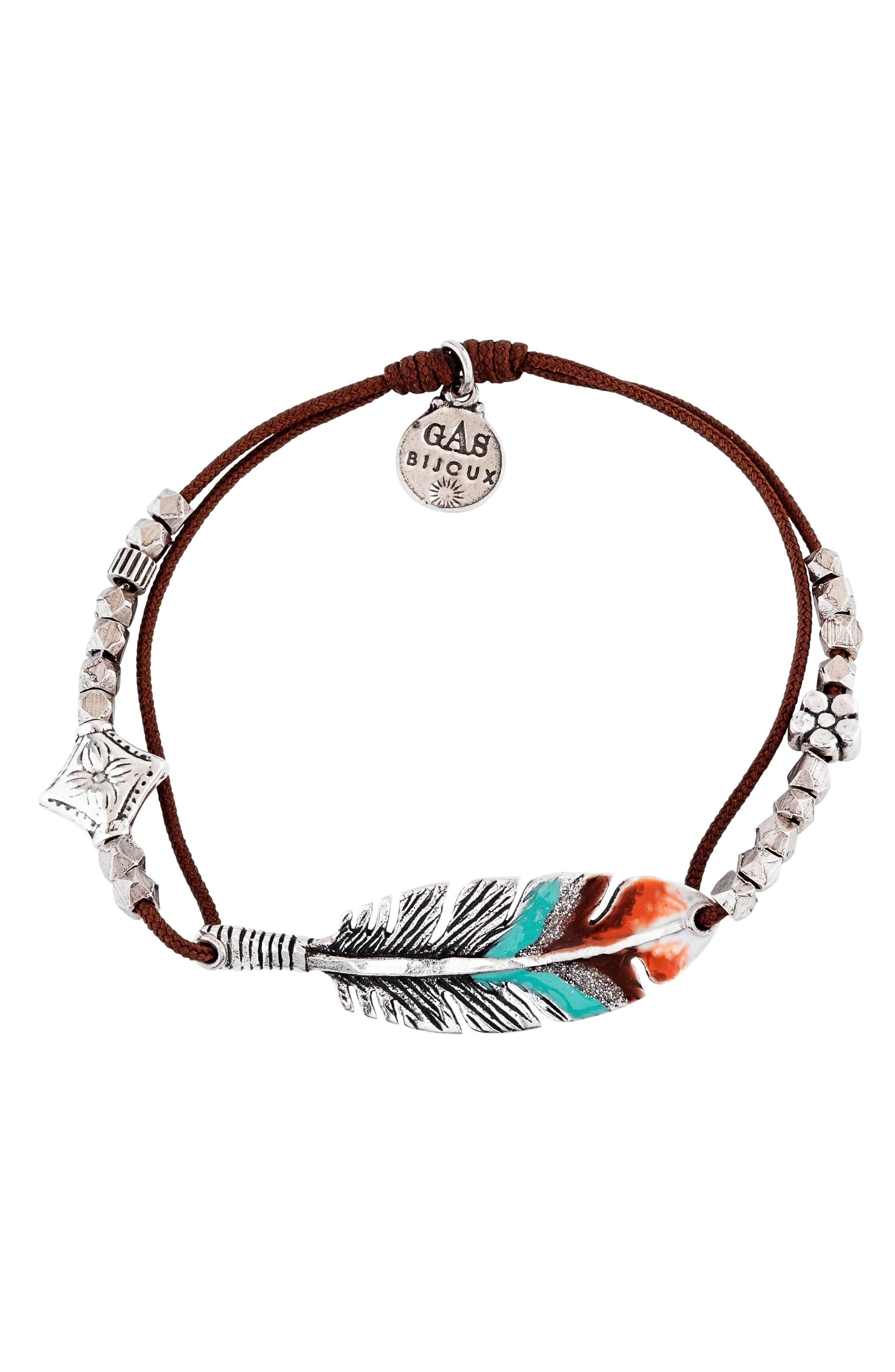 'Penna' String Bracelet,                         Main,                         color,