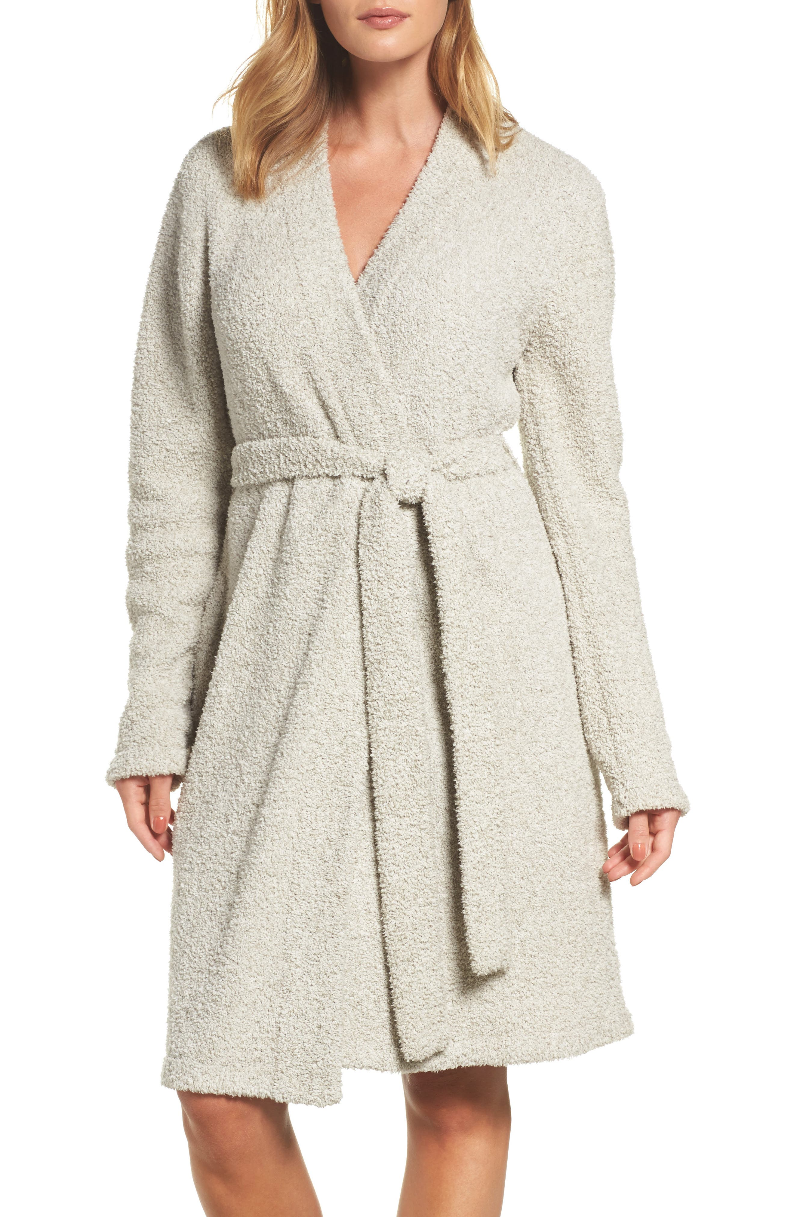 Ana Robe,                         Main,                         color, DRIFTWOOD