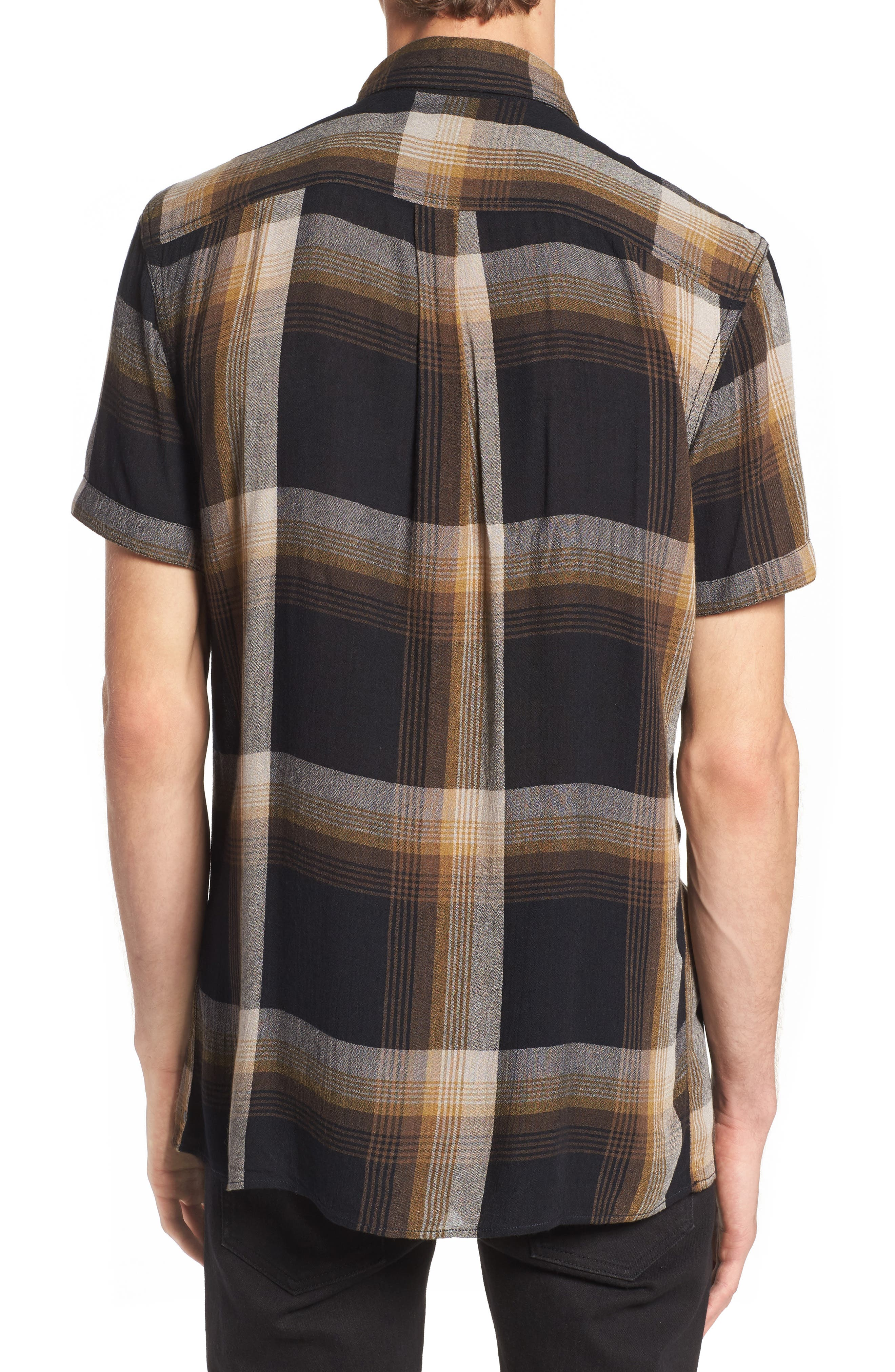 Drapey Sport Shirt,                             Alternate thumbnail 2, color,                             001