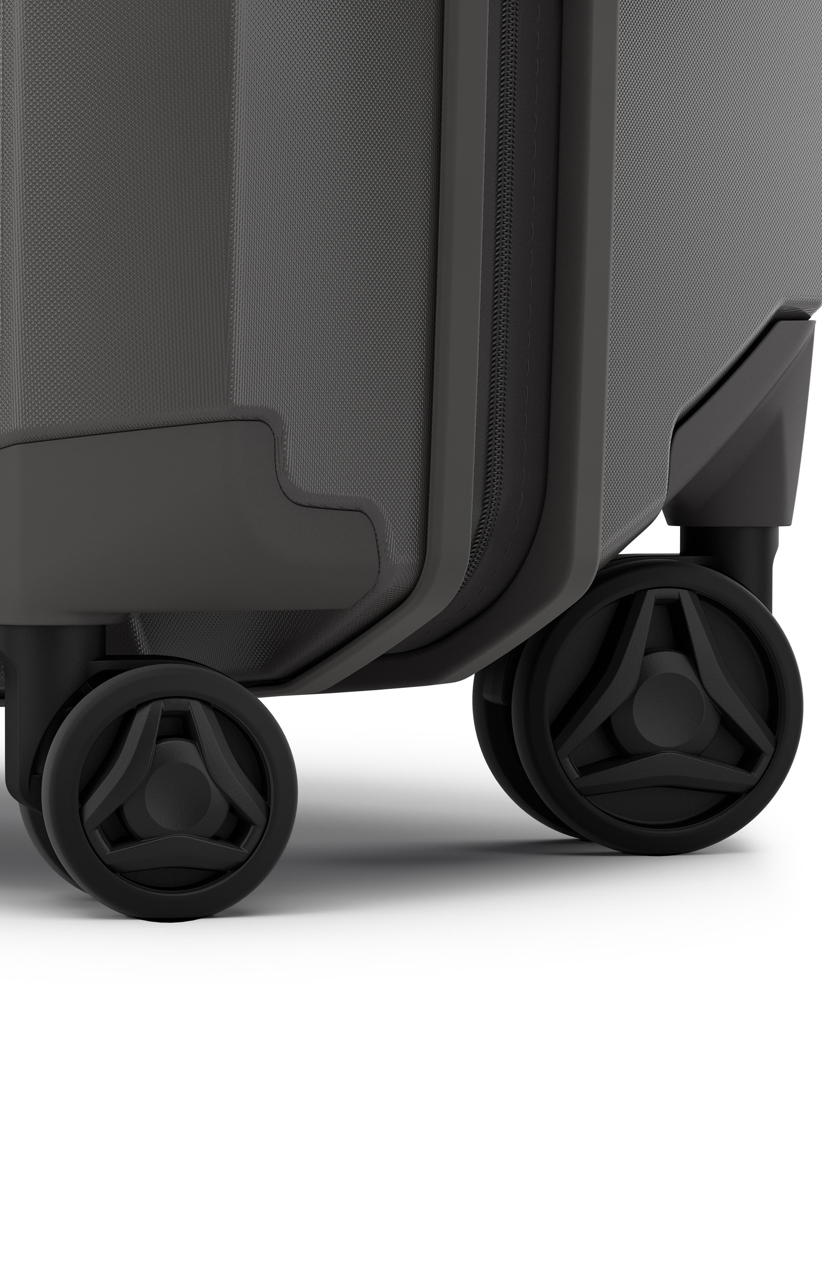 THULE,                             Revolve 30-Inch Spinner Suitcase,                             Alternate thumbnail 10, color,                             RAVEN GRAY
