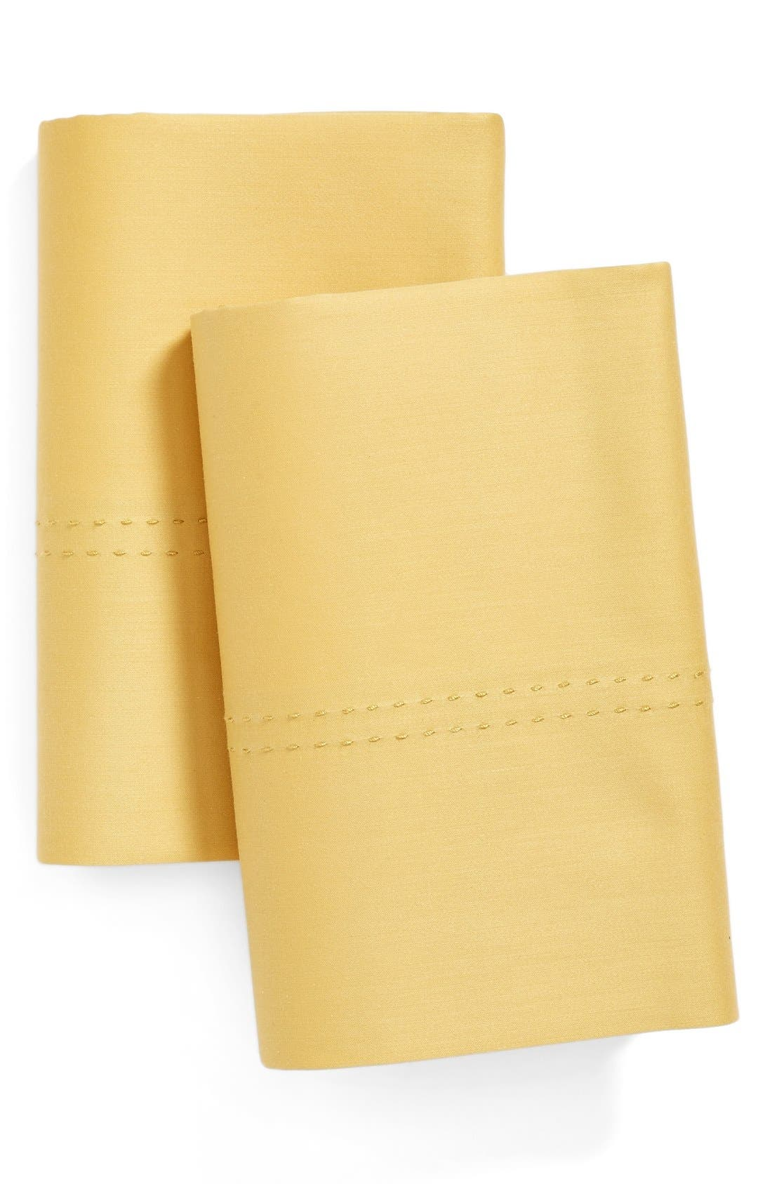 400 Thread Count Standard Pillowcases,                             Main thumbnail 15, color,