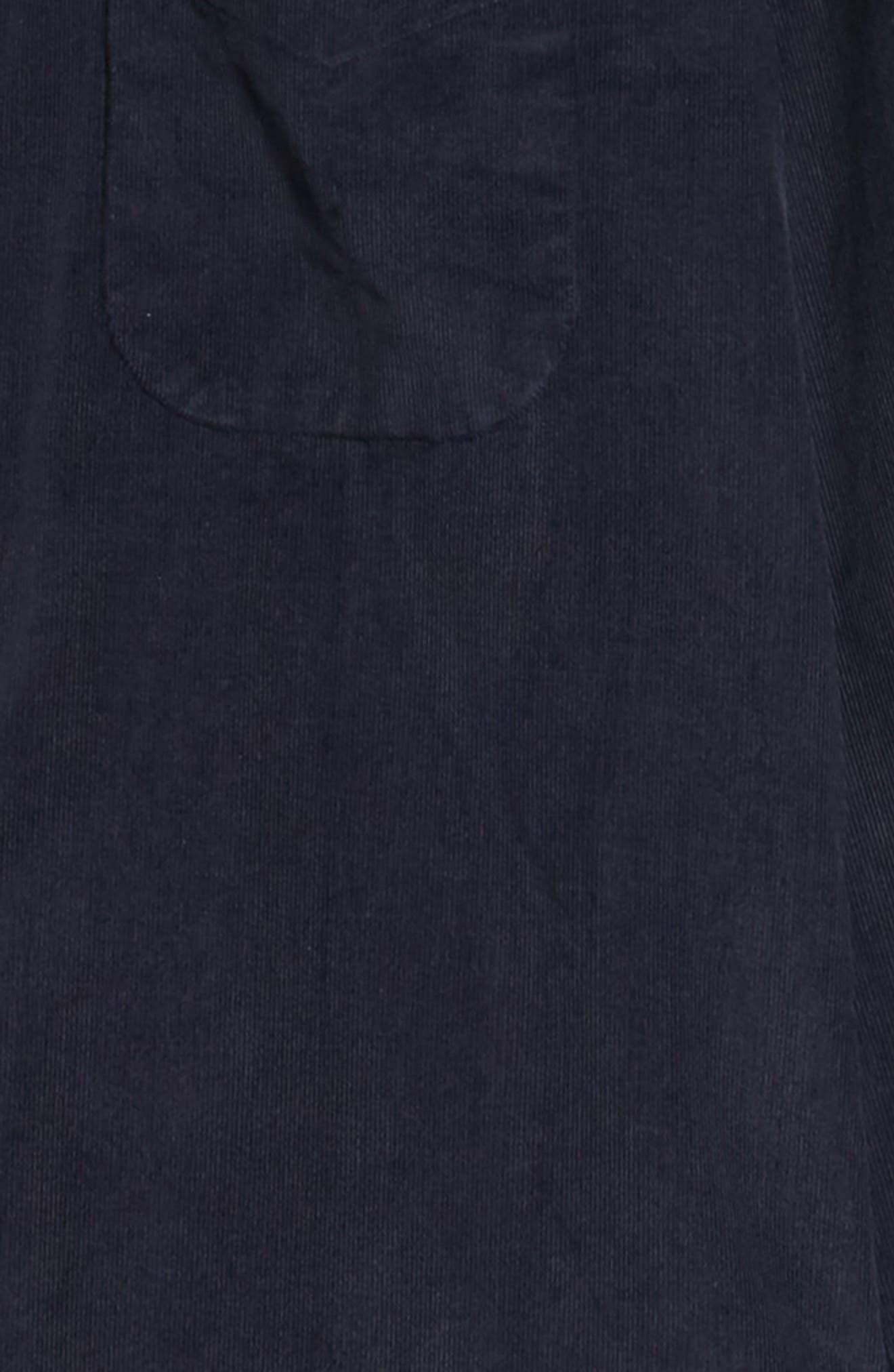Corduroy Shirt,                             Alternate thumbnail 6, color,                             400