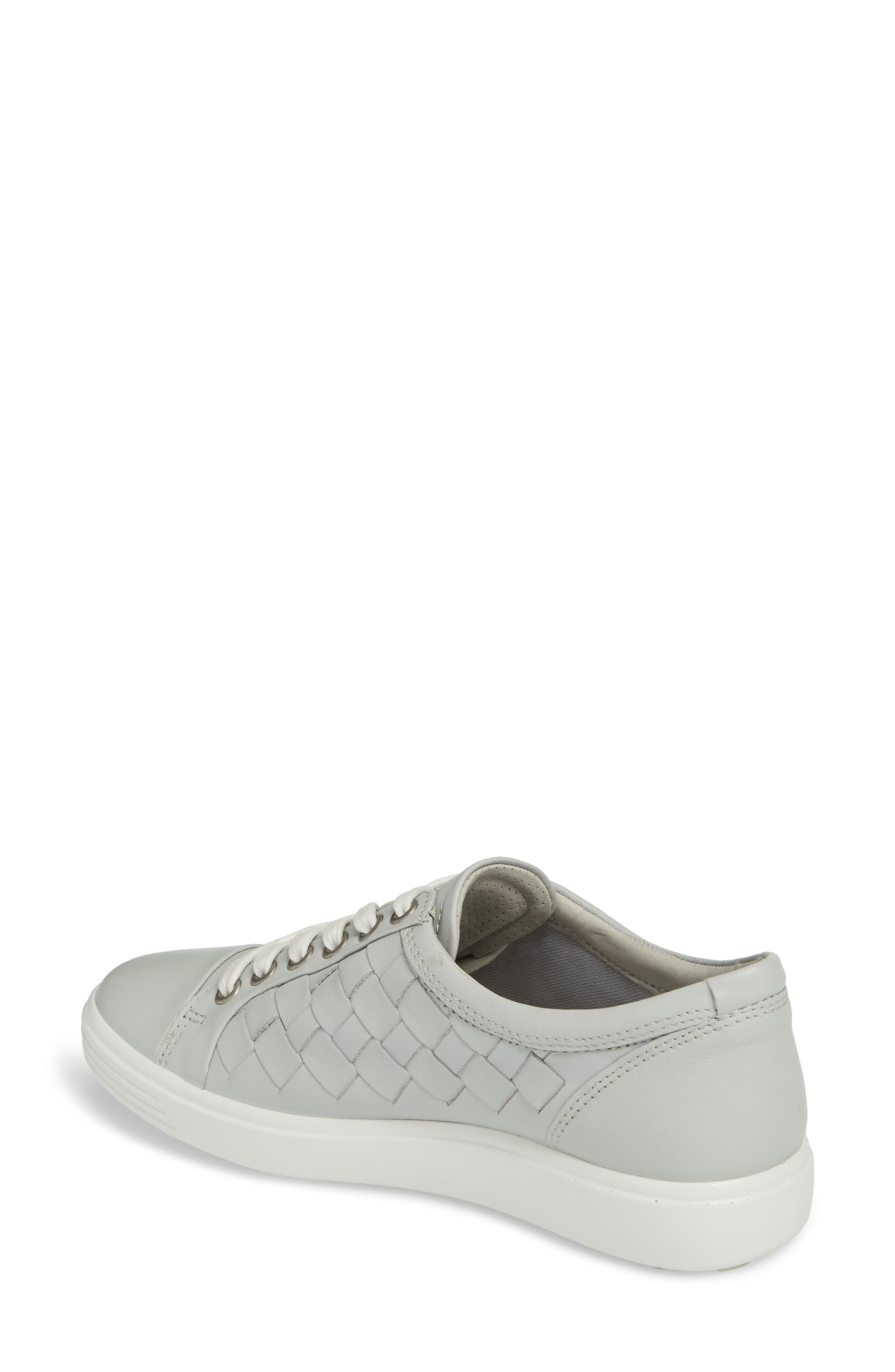 Soft 7 Woven Sneaker,                             Alternate thumbnail 4, color,