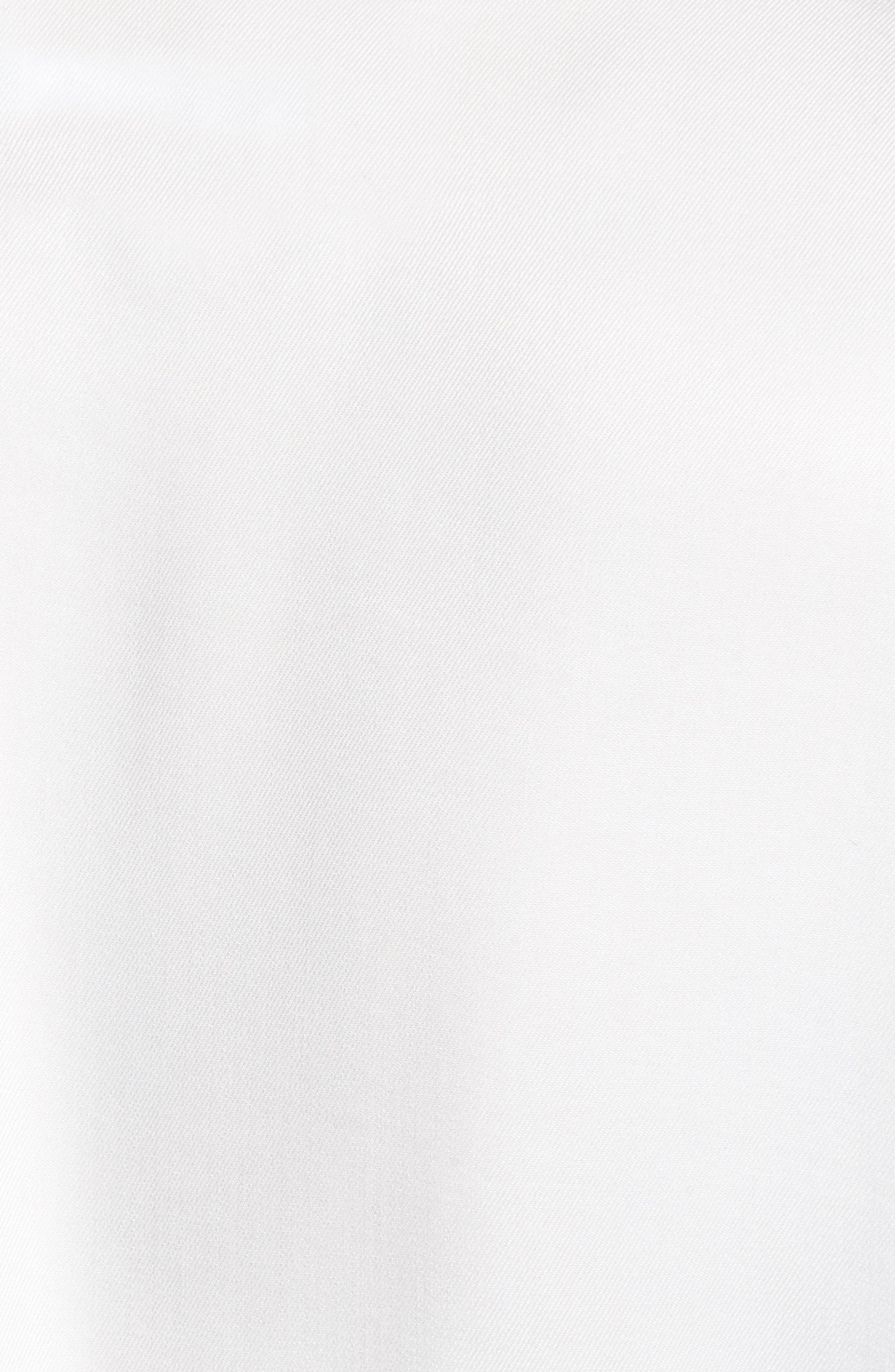 Ainsley Wrap Dress,                             Alternate thumbnail 5, color,                             IRREGULAR BLEACH