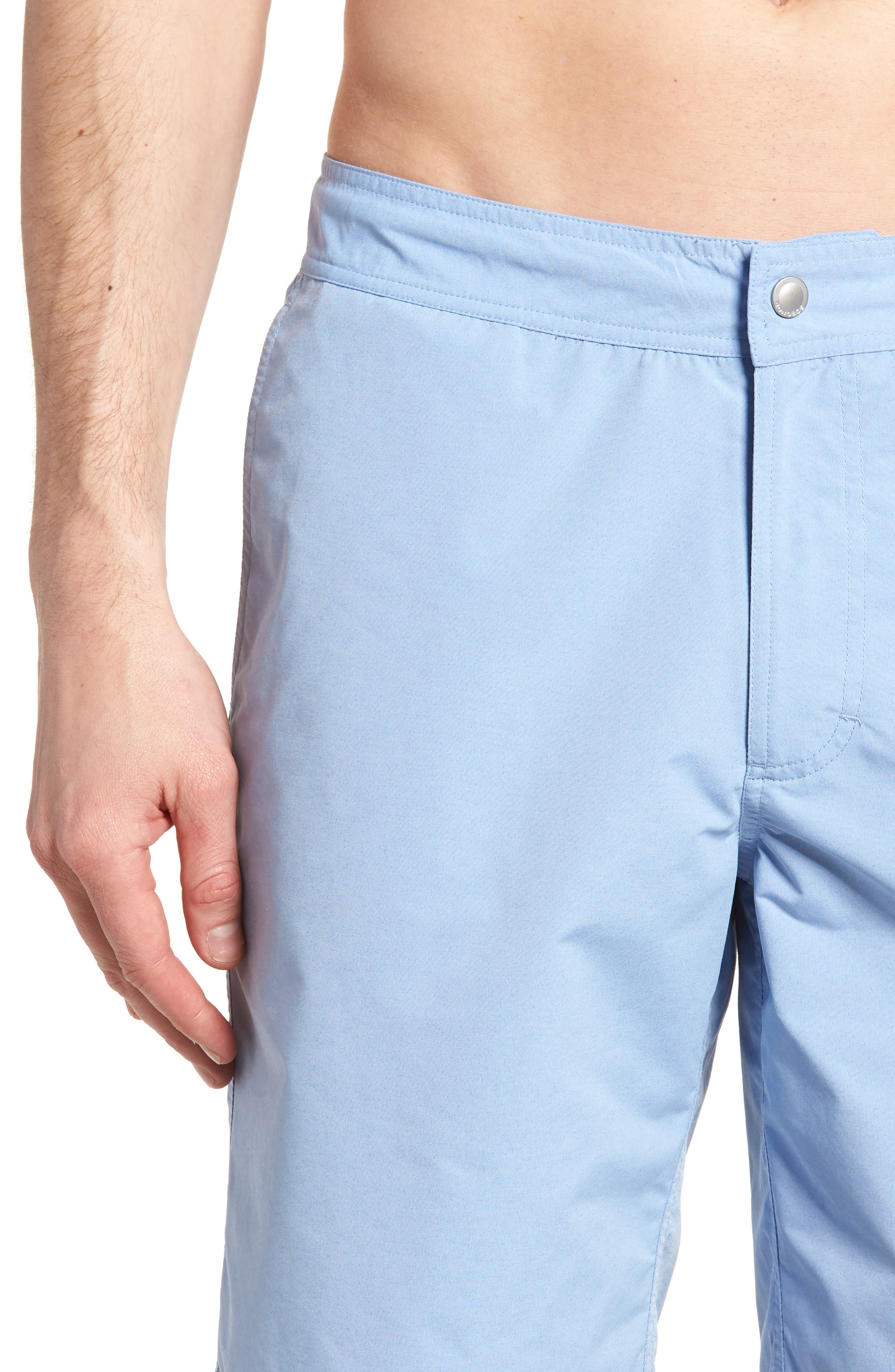 Banzai 9-Inch Swim Trunks,                             Alternate thumbnail 4, color,