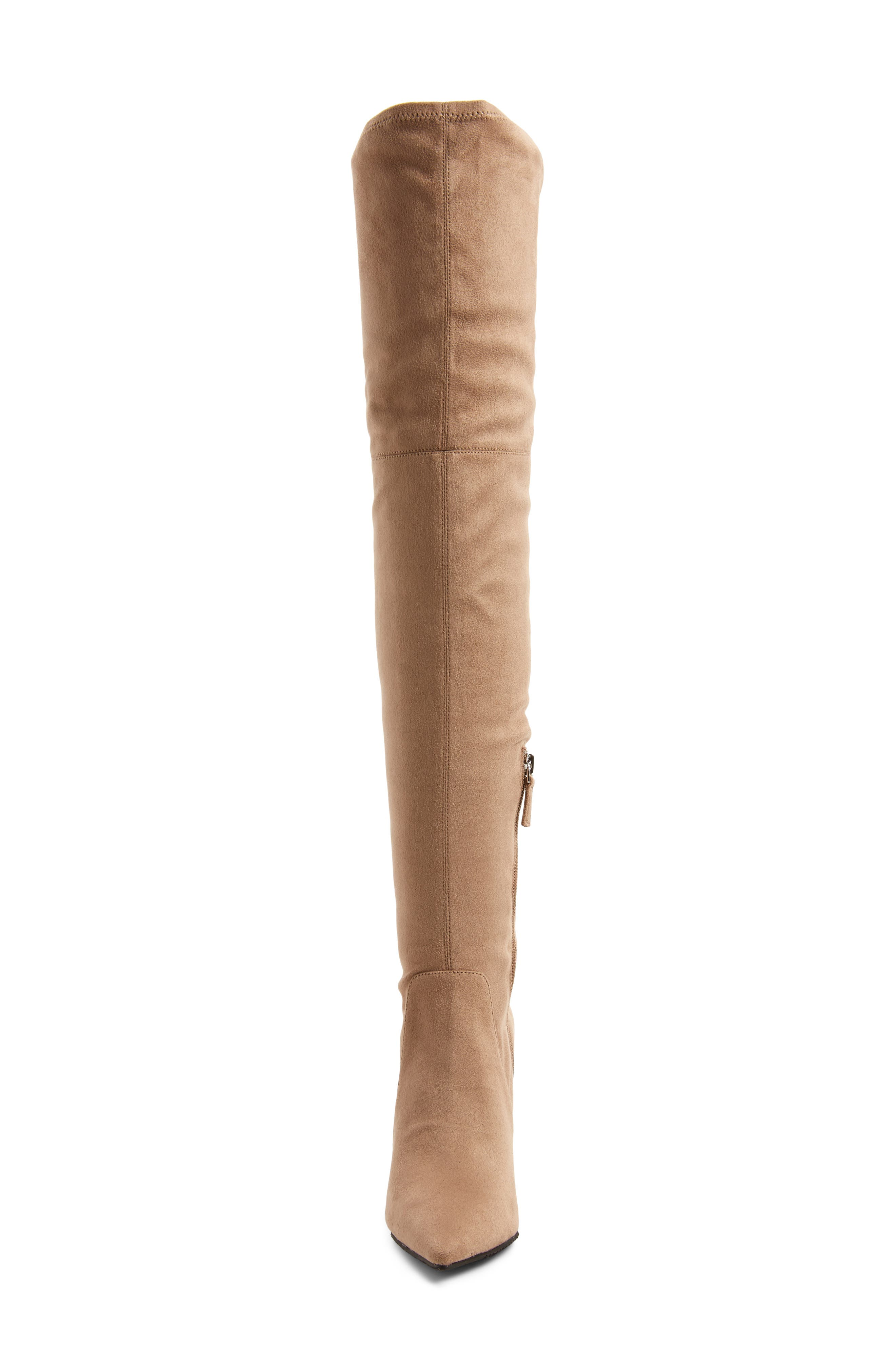 Fab Nara Over the Knee Boot,                             Alternate thumbnail 4, color,                             260