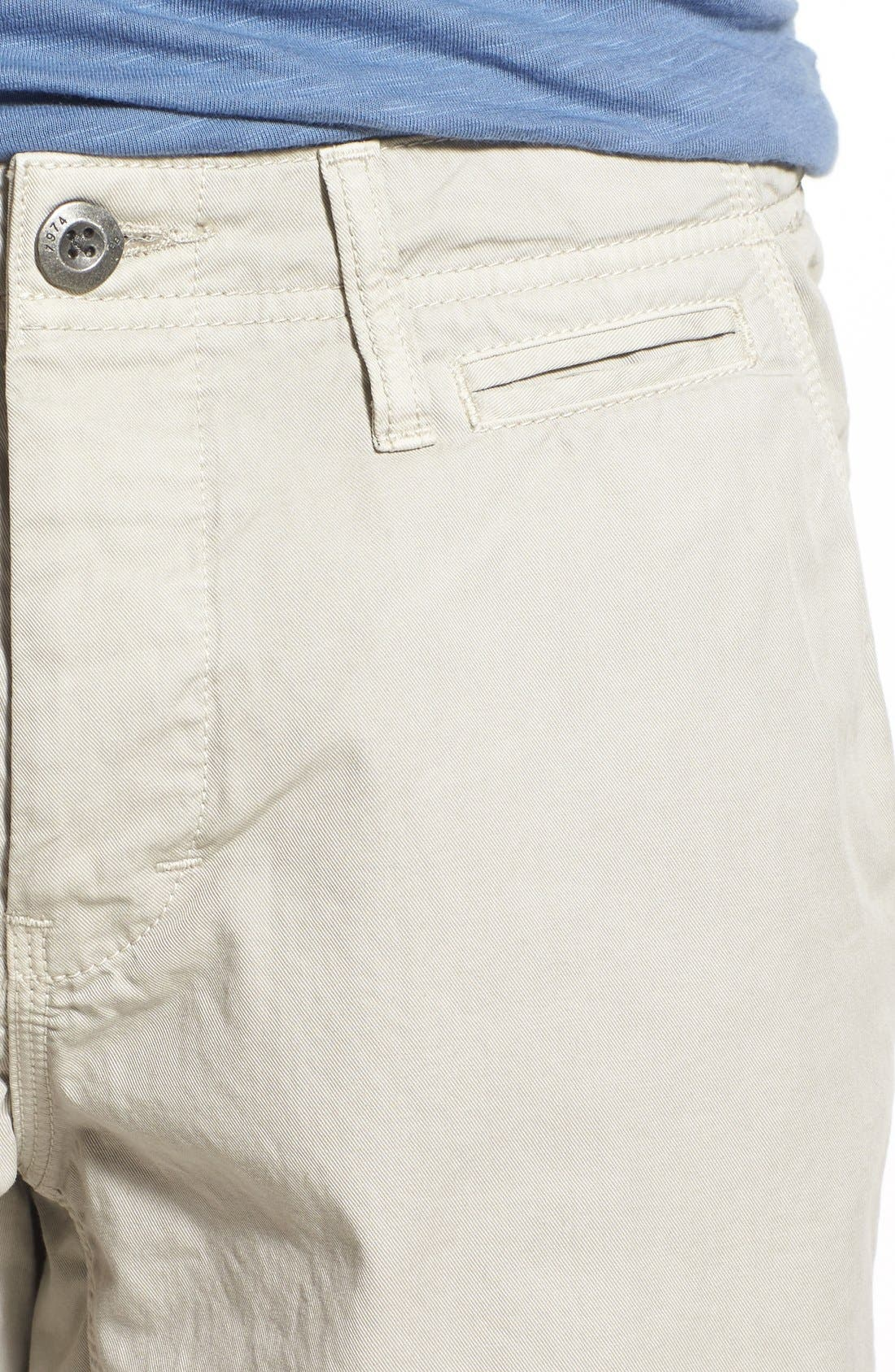 'Napa' Chino Shorts,                             Alternate thumbnail 43, color,