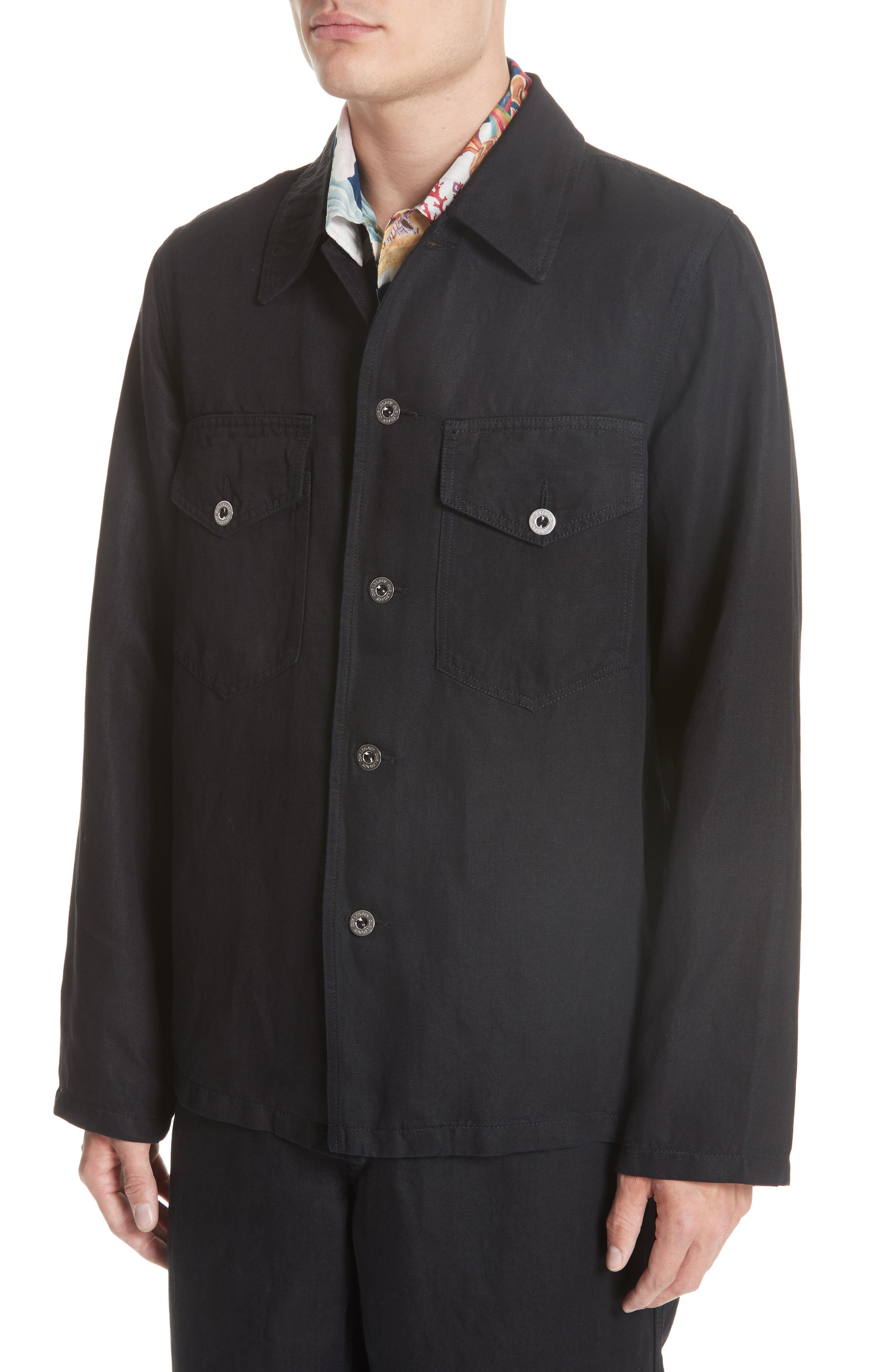 Decon Jacket,                             Alternate thumbnail 3, color,                             001