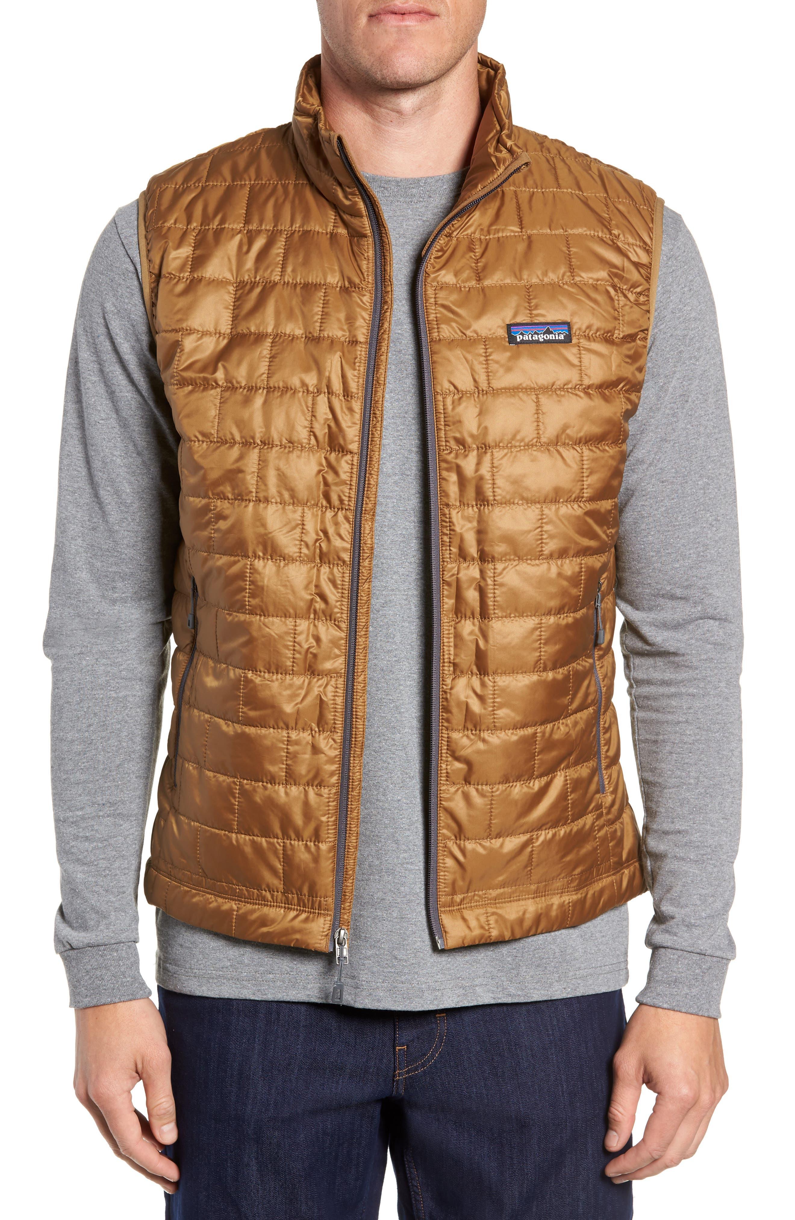 Nano Puff<sup>®</sup> Vest,                         Main,                         color, CORIANDER BROWN