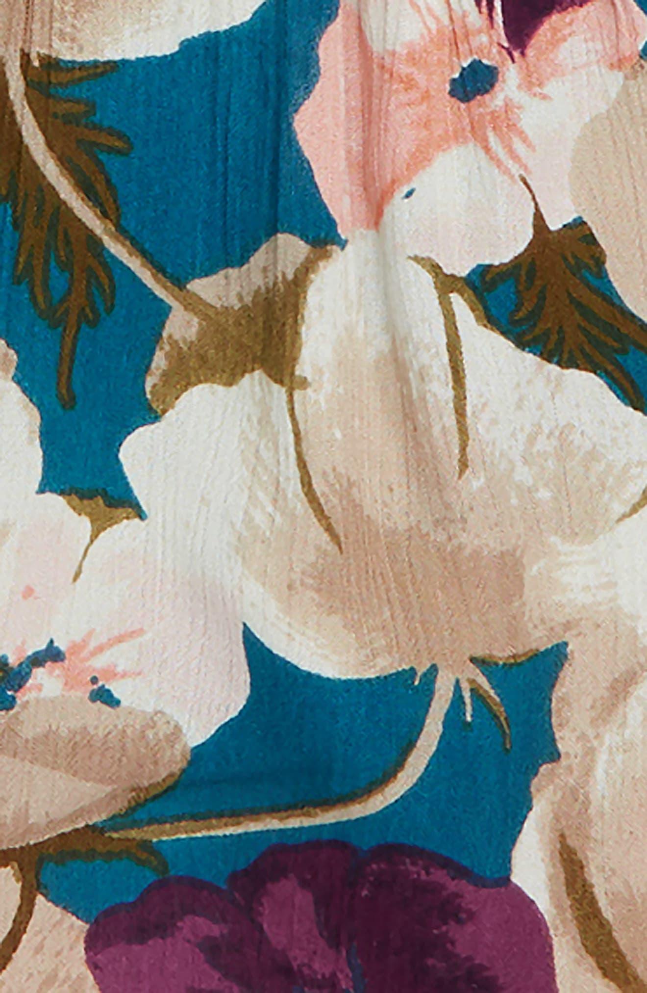 Night Bloom Romper,                             Alternate thumbnail 2, color,                             400