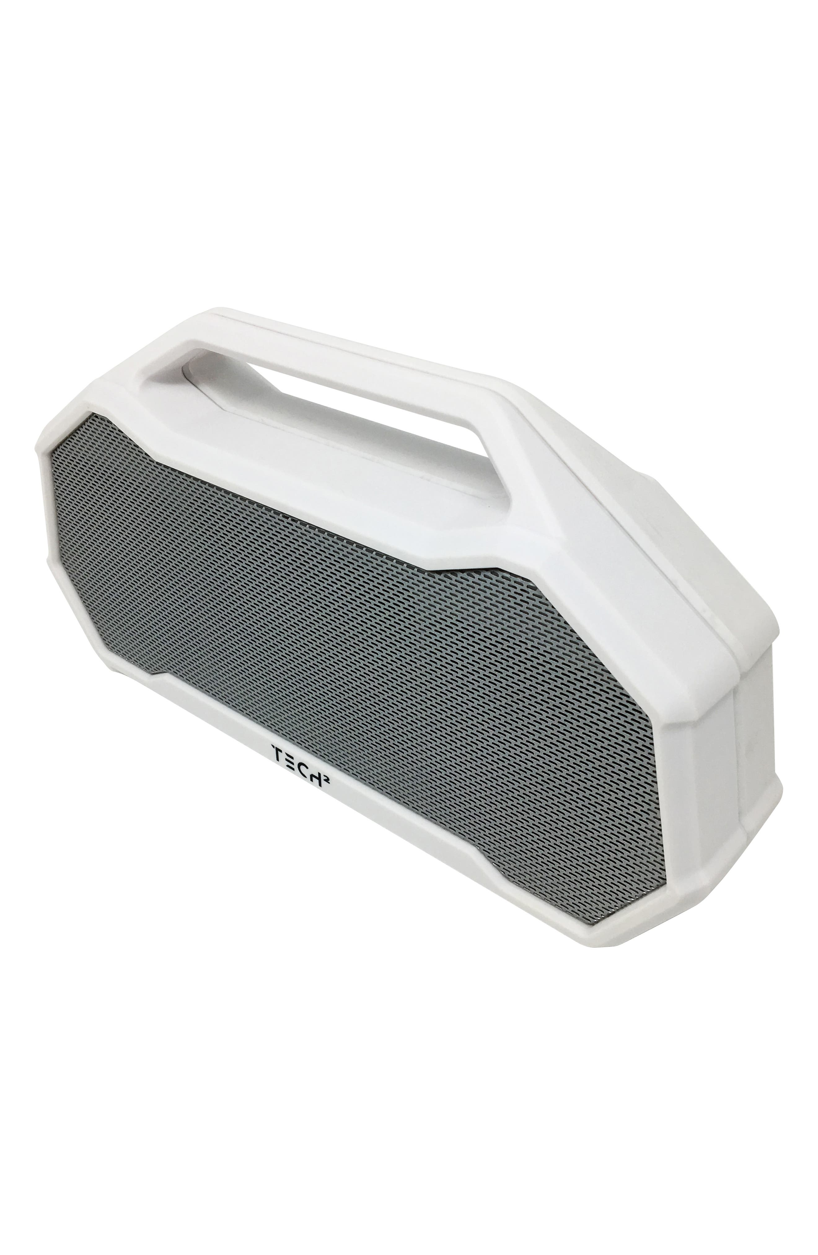 TECH2,                             Extreme Splashproof Wireless Bluetooth<sup>®</sup> Speaker,                             Alternate thumbnail 3, color,                             040