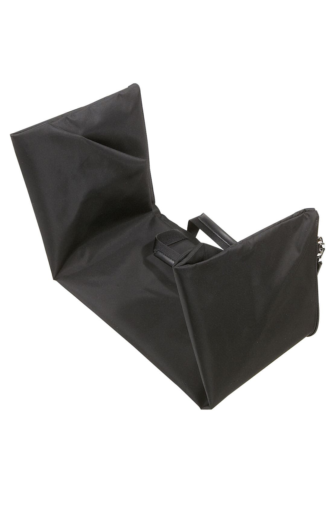 TUMI,                             'Just in Case' Packable Tote,                             Alternate thumbnail 4, color,                             001