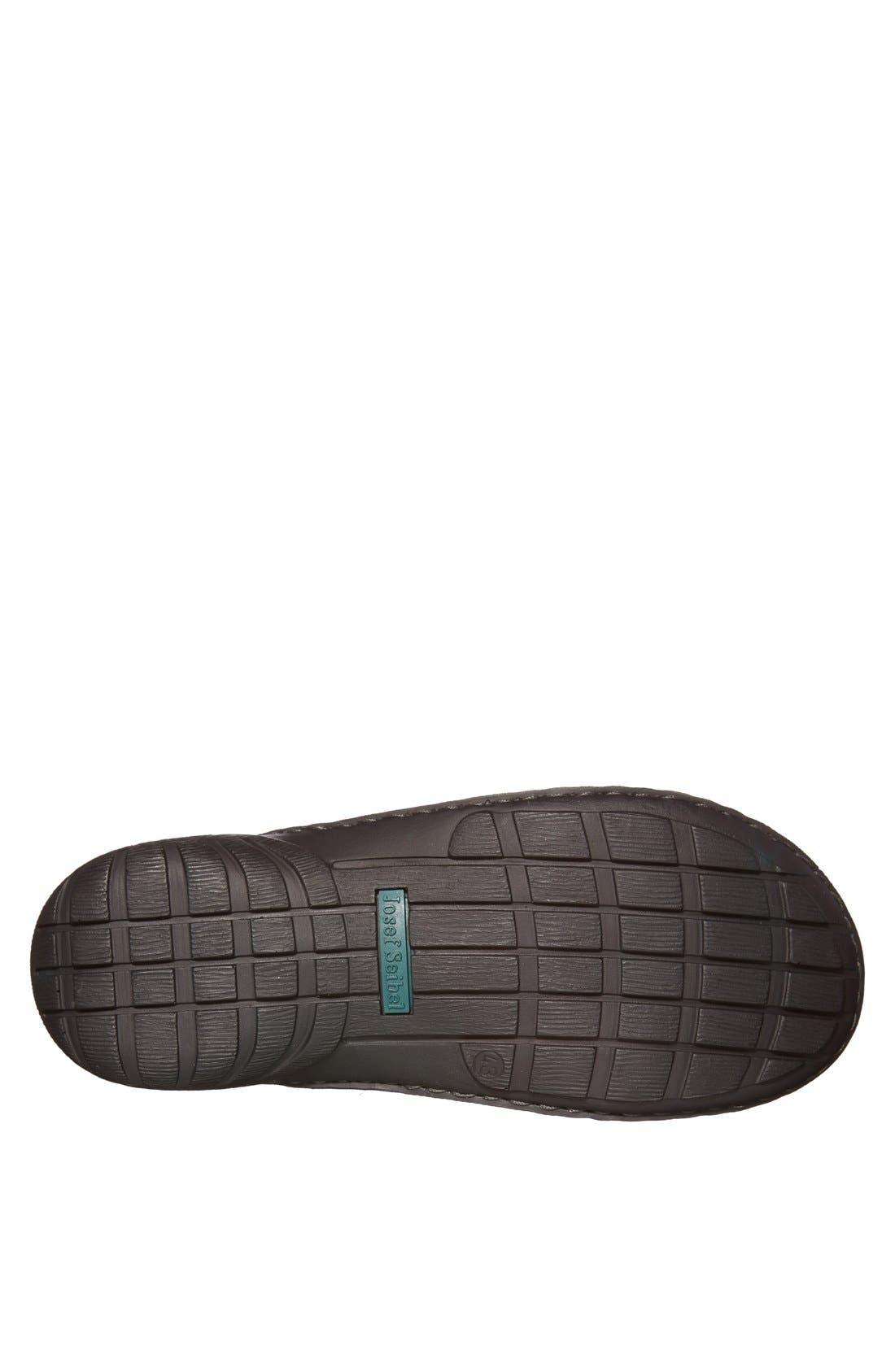 'Logan 21' Slide Sandal,                             Alternate thumbnail 4, color,
