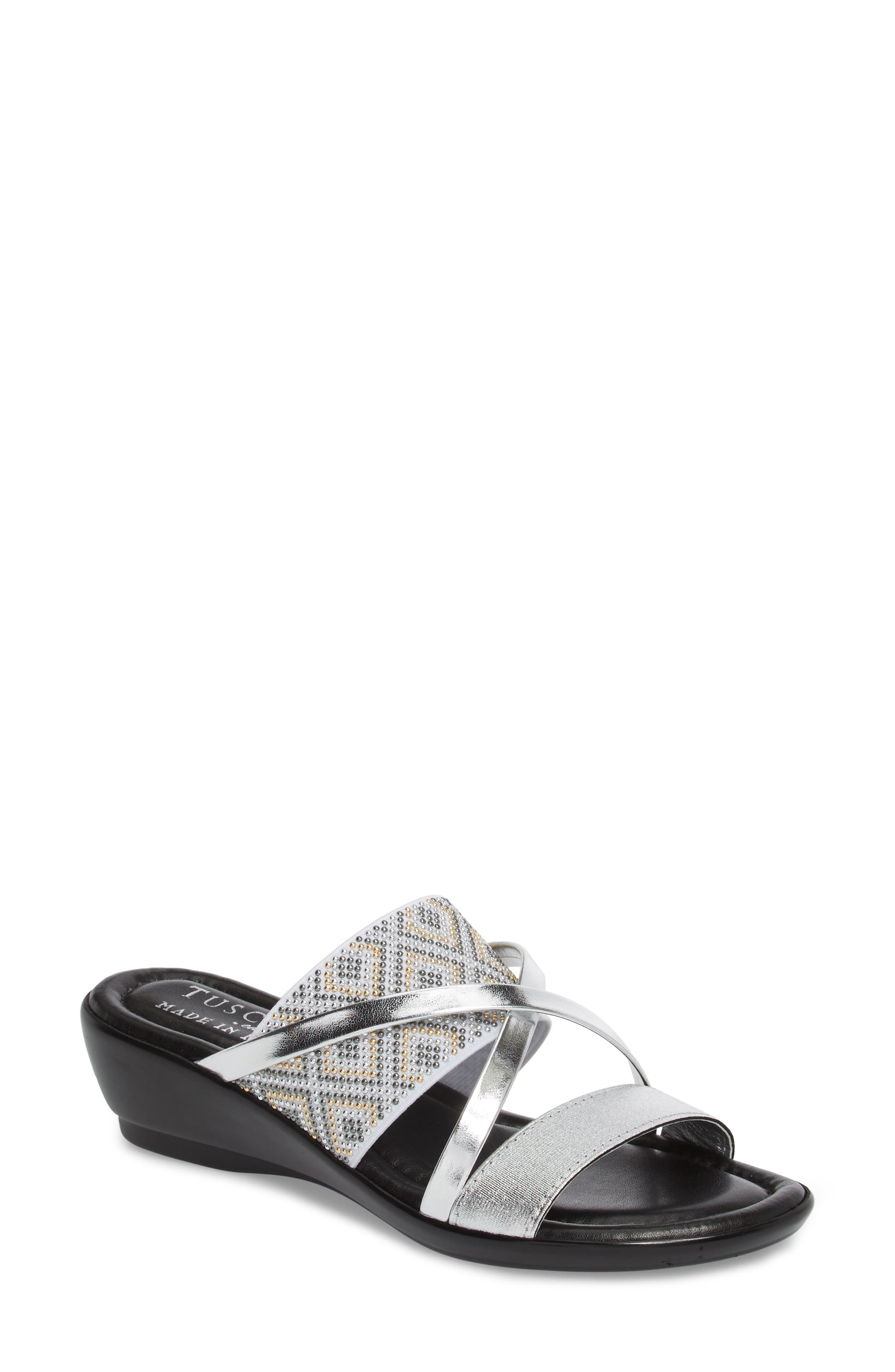 by Easy Street<sup>®</sup> Palazzo Sandal,                             Main thumbnail 2, color,