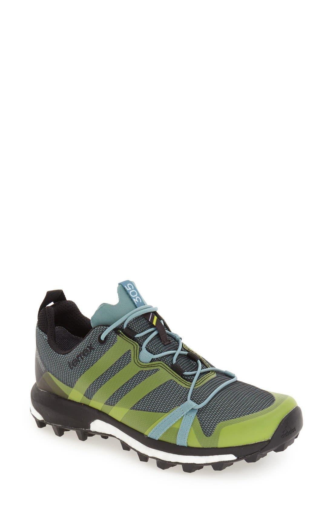 'Terrex Agravic GTX' Trail Shoe,                             Main thumbnail 5, color,