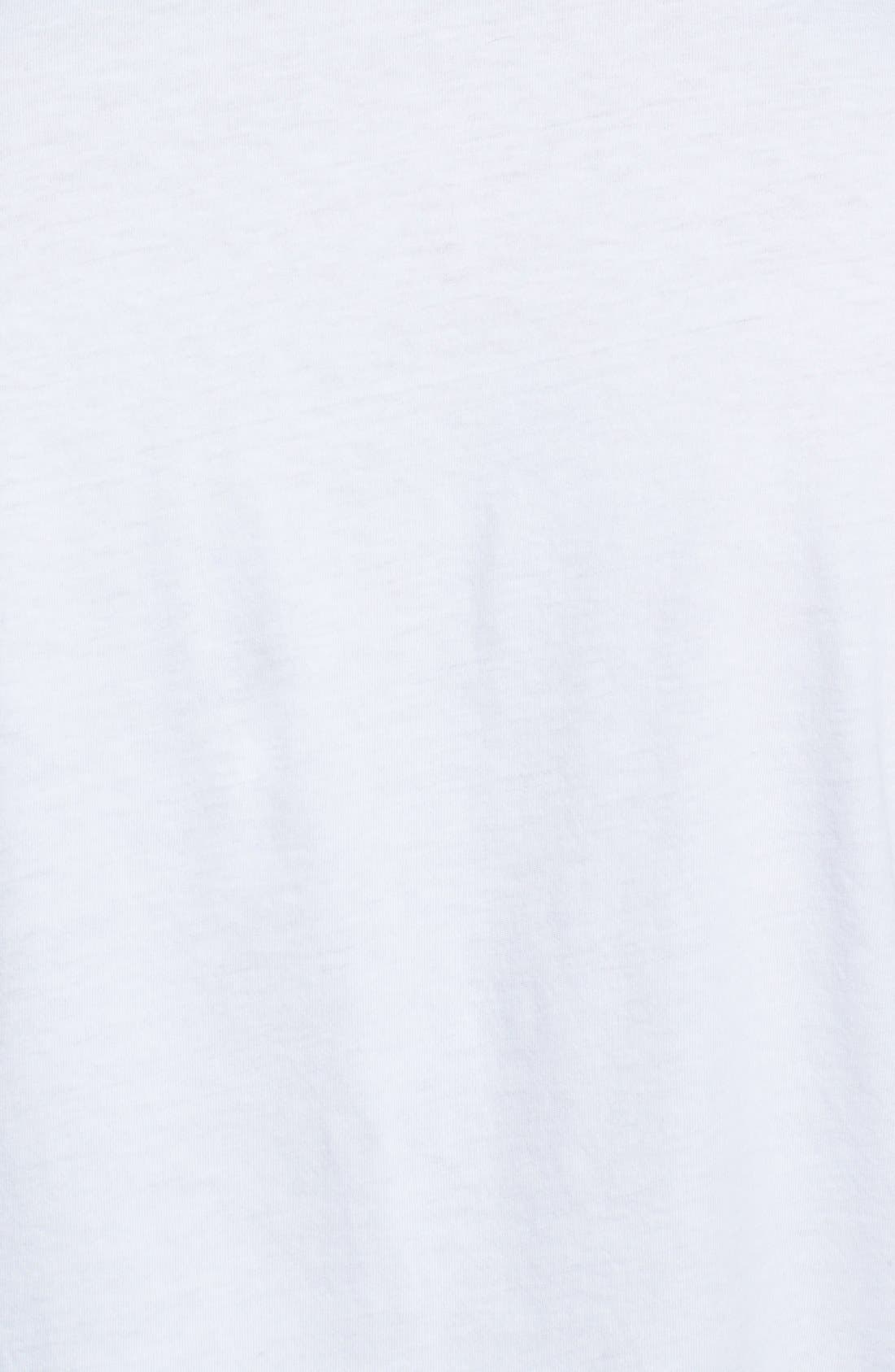 Crewneck Jersey T-Shirt,                             Alternate thumbnail 518, color,
