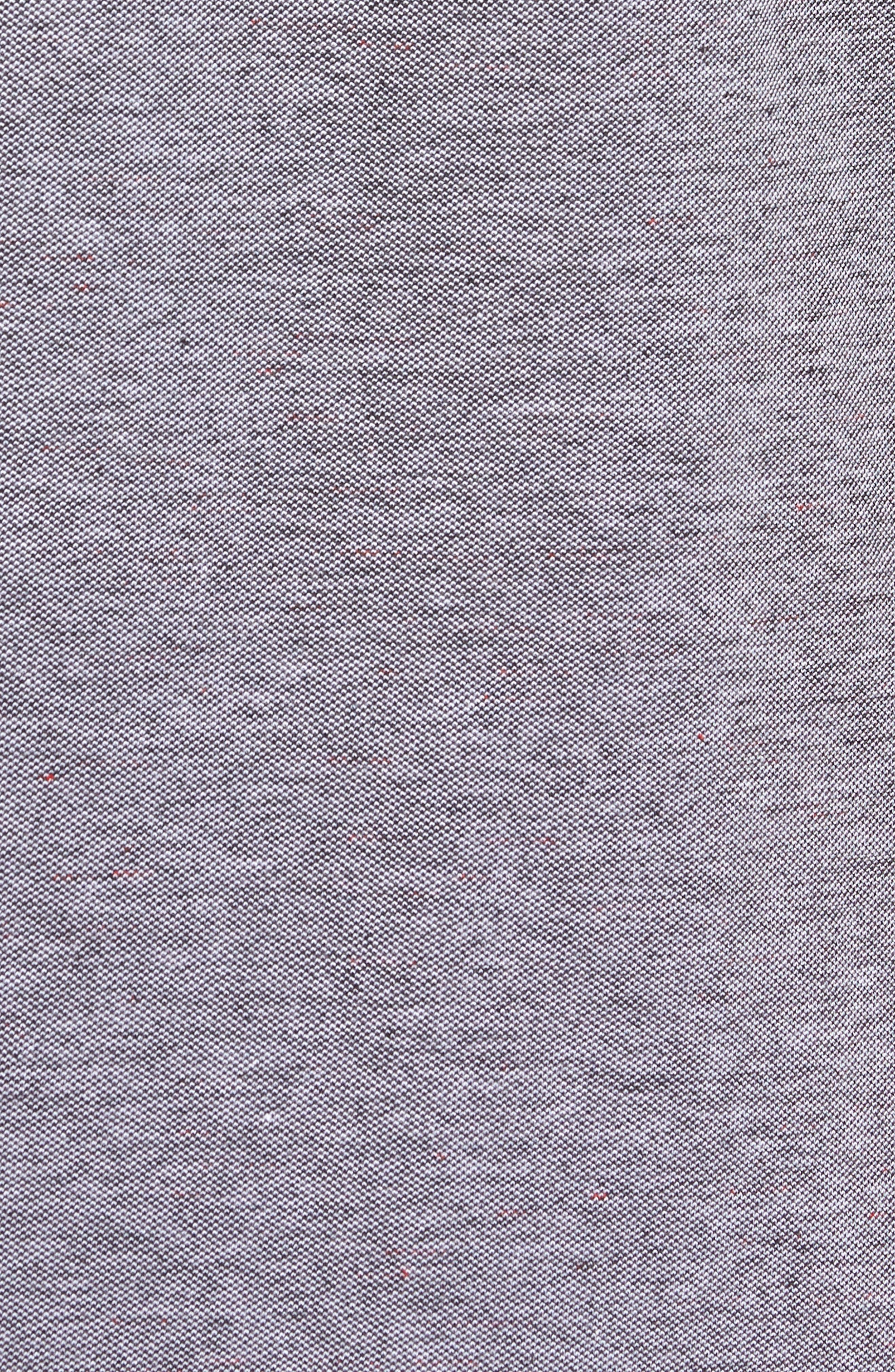 Darrow Cotton Polo Shirt,                             Alternate thumbnail 5, color,                             001