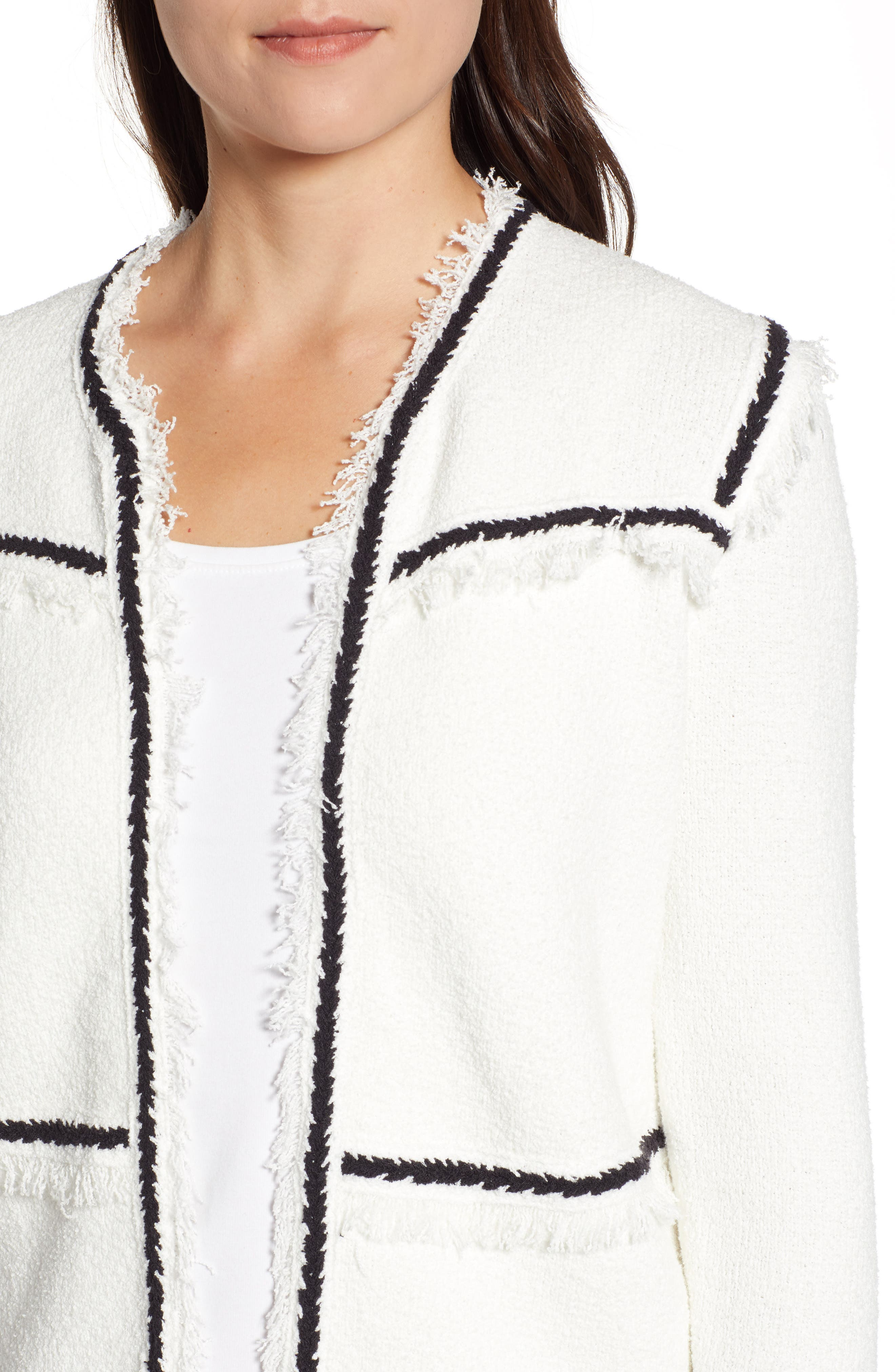 First Class Jacket,                             Alternate thumbnail 4, color,                             PAPER WHITE